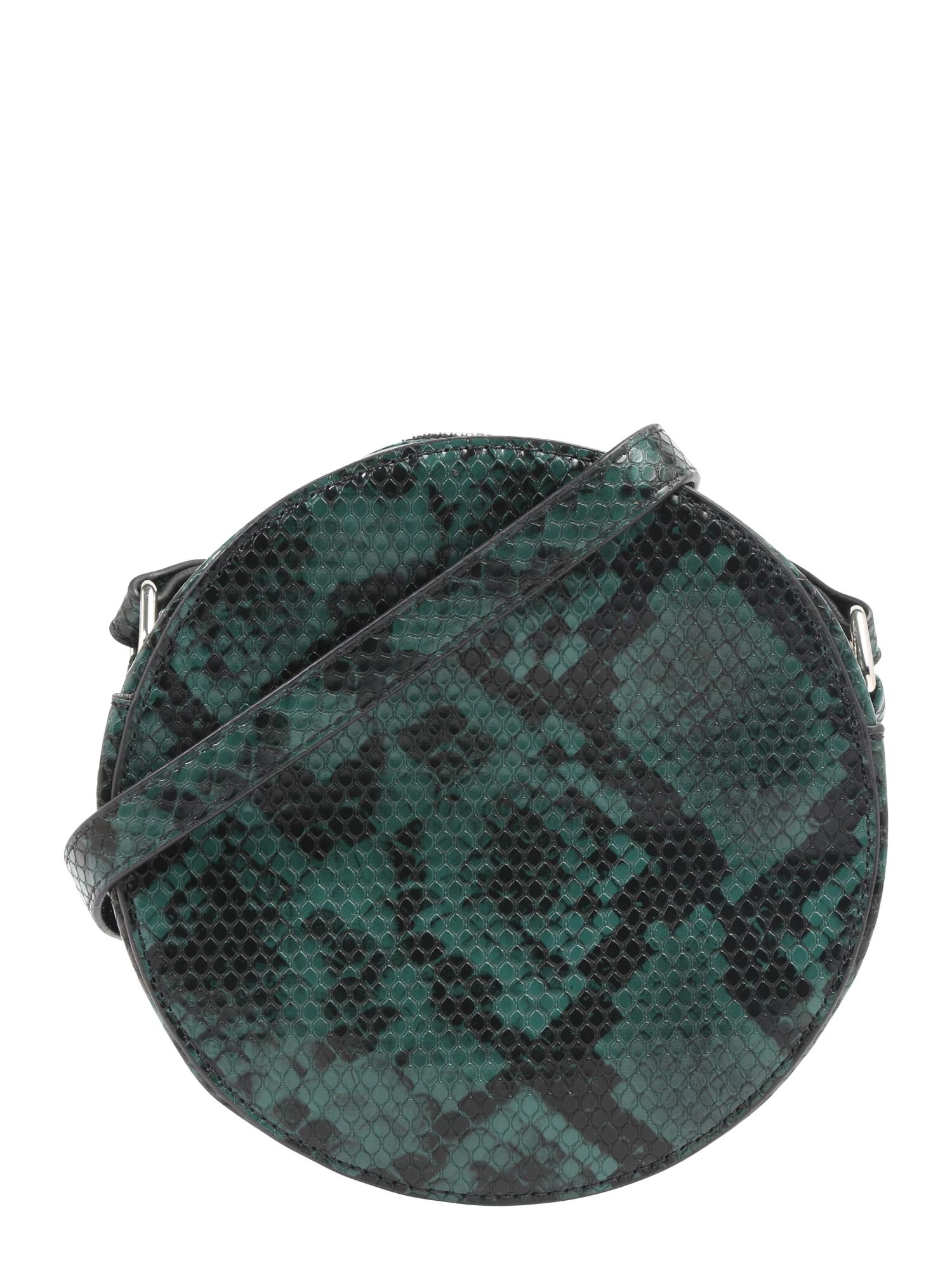 Taška přes rameno ADELLE zelená smaragdová OBJECT