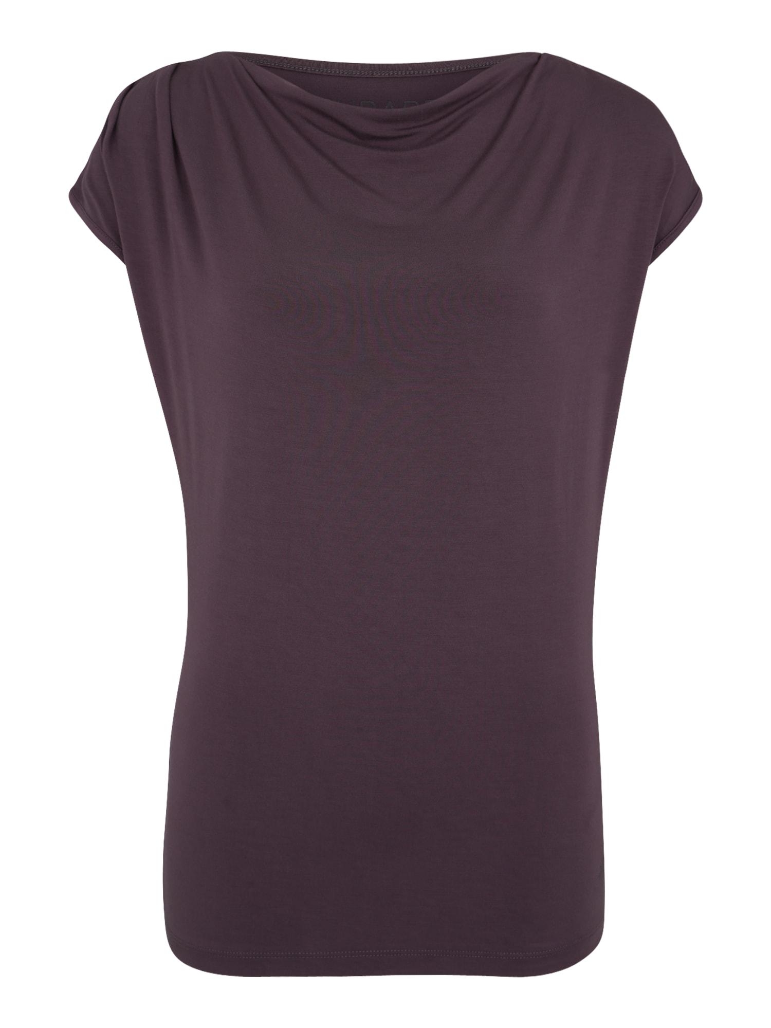 Funkční tričko lilek CURARE Yogawear