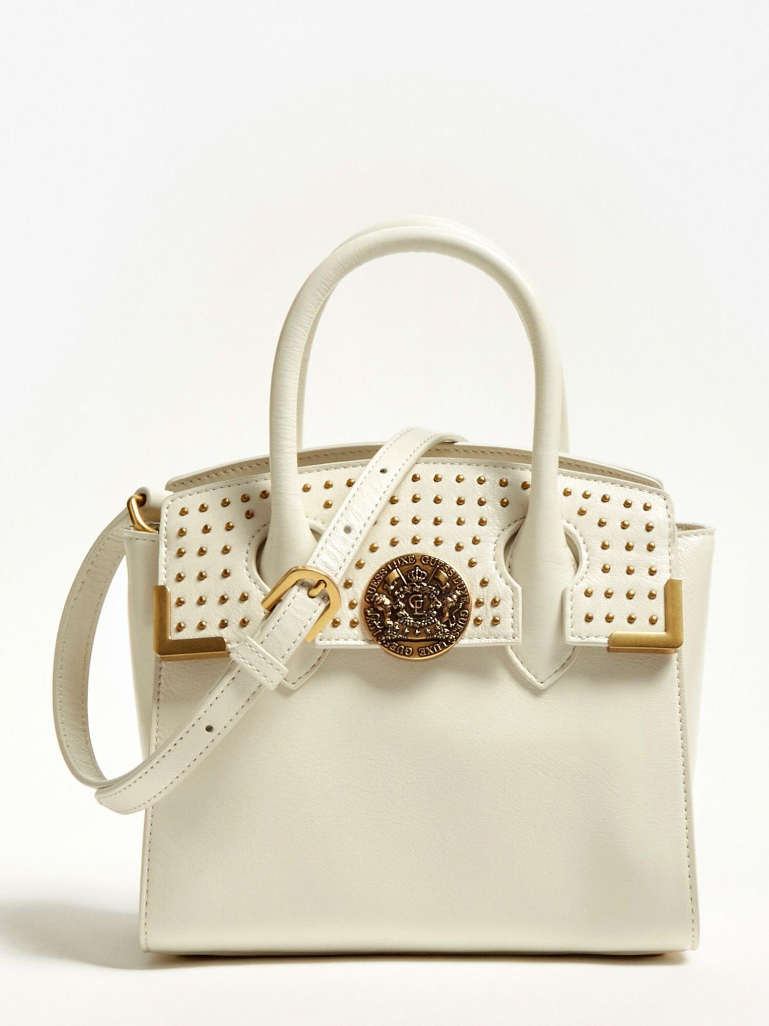 Henkeltasche 'Luxe Atlas' | Taschen > Handtaschen > Henkeltaschen | Guess