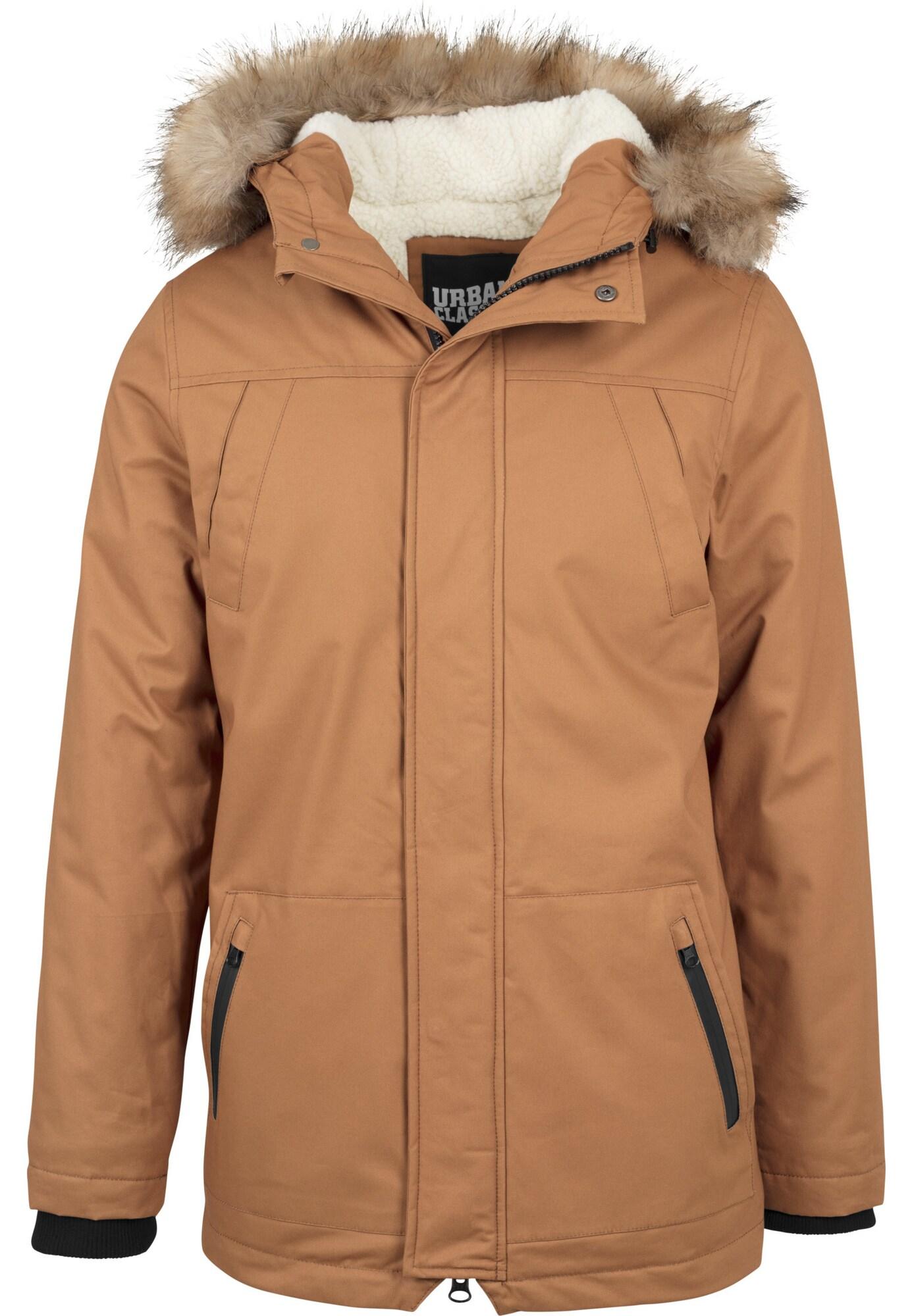 Winterparka 'Heavy Cotton Imitation Fur'   Bekleidung > Jacken > Parkas   Urban Classics