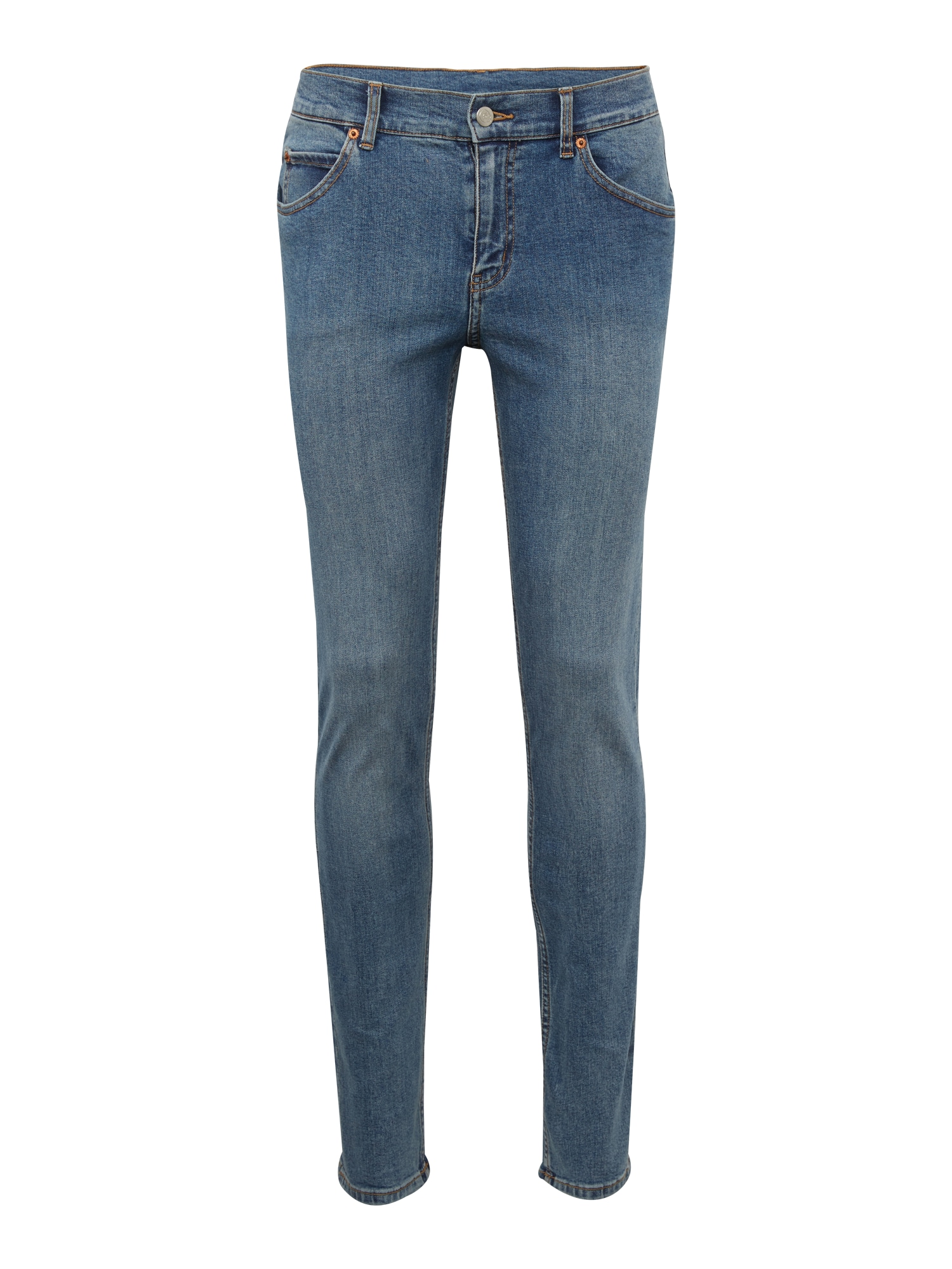 CHEAP MONDAY Heren Jeans blue denim