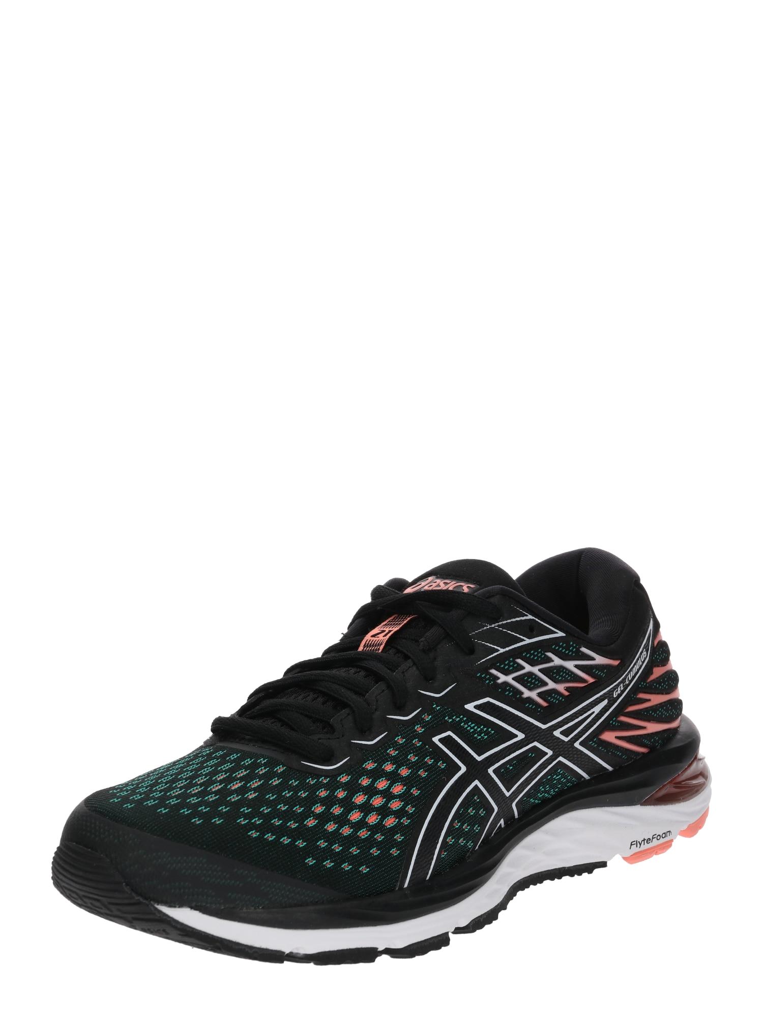 Běžecká obuv GEL-CUMULUS 21 korálová černá ASICS