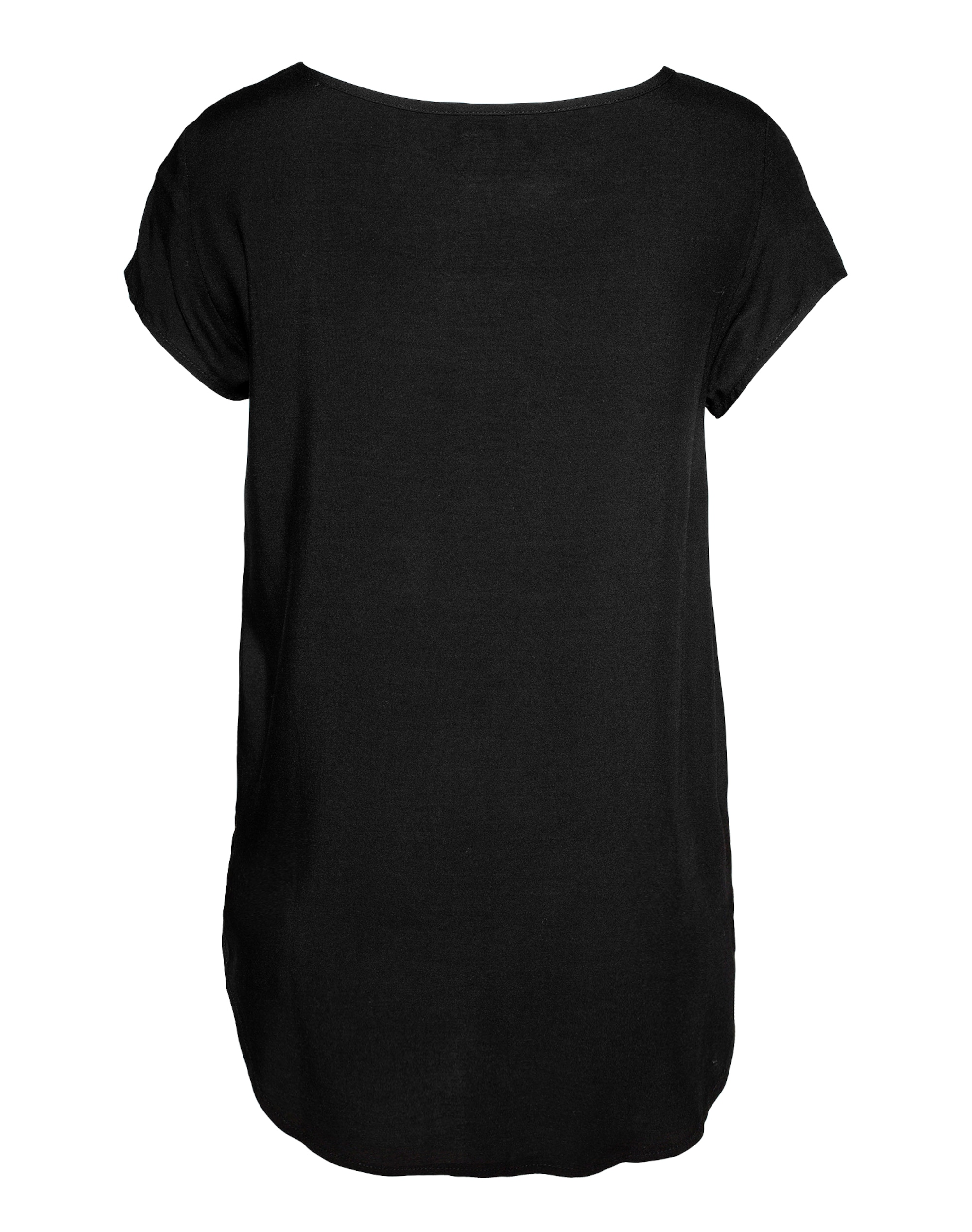 VERO MODA Koszulka 'Boca'  czarny