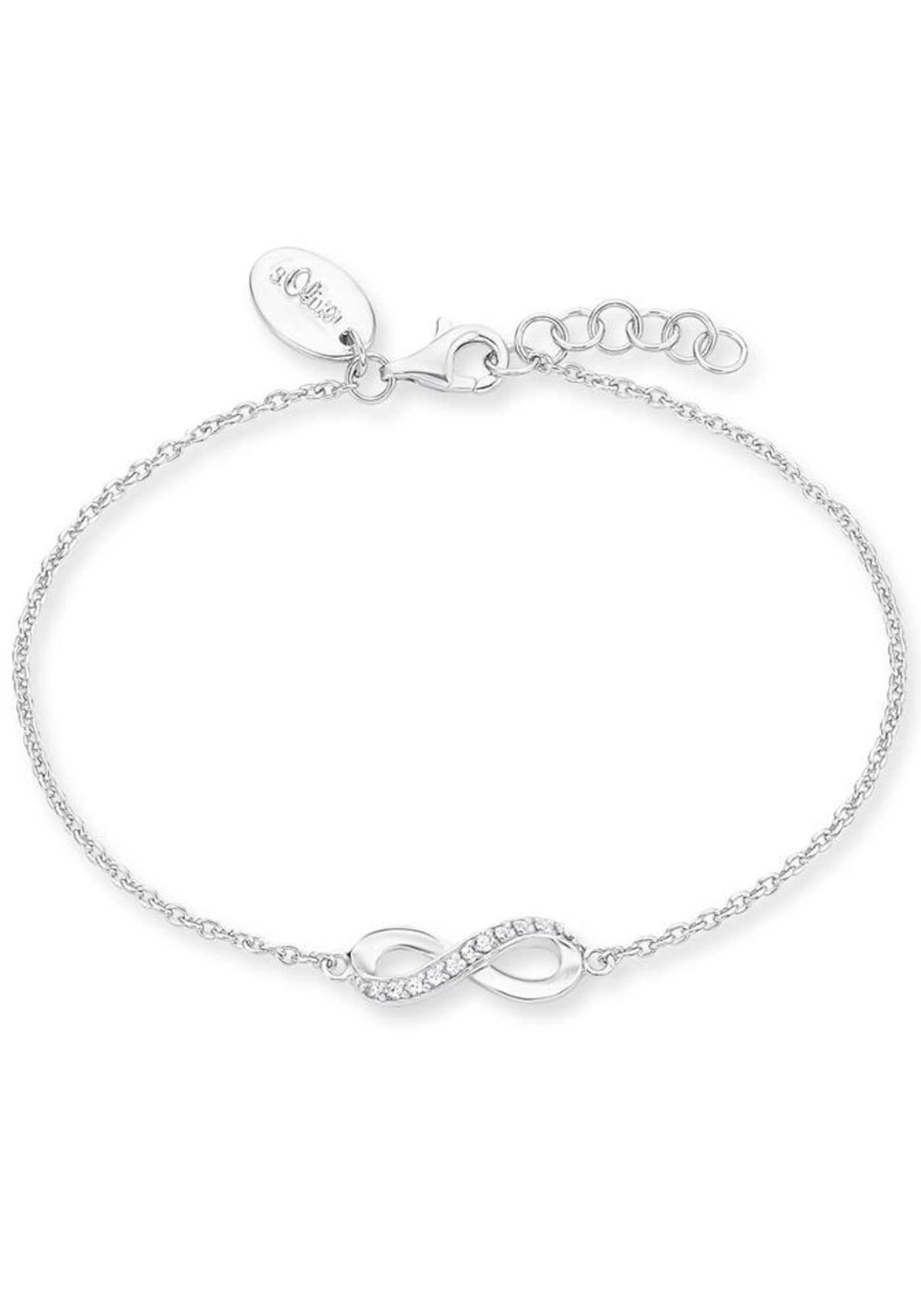 s.oliver red label - Armband ´Infinity, 2012529´