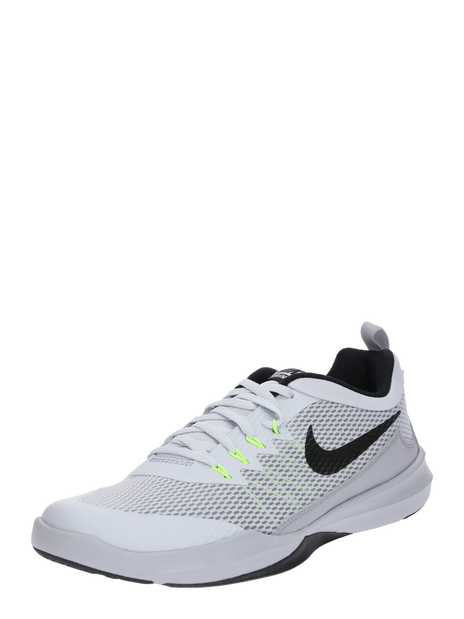 Sportovní boty Nike Legend Trainer svítivě žlutá černá bílá NIKE