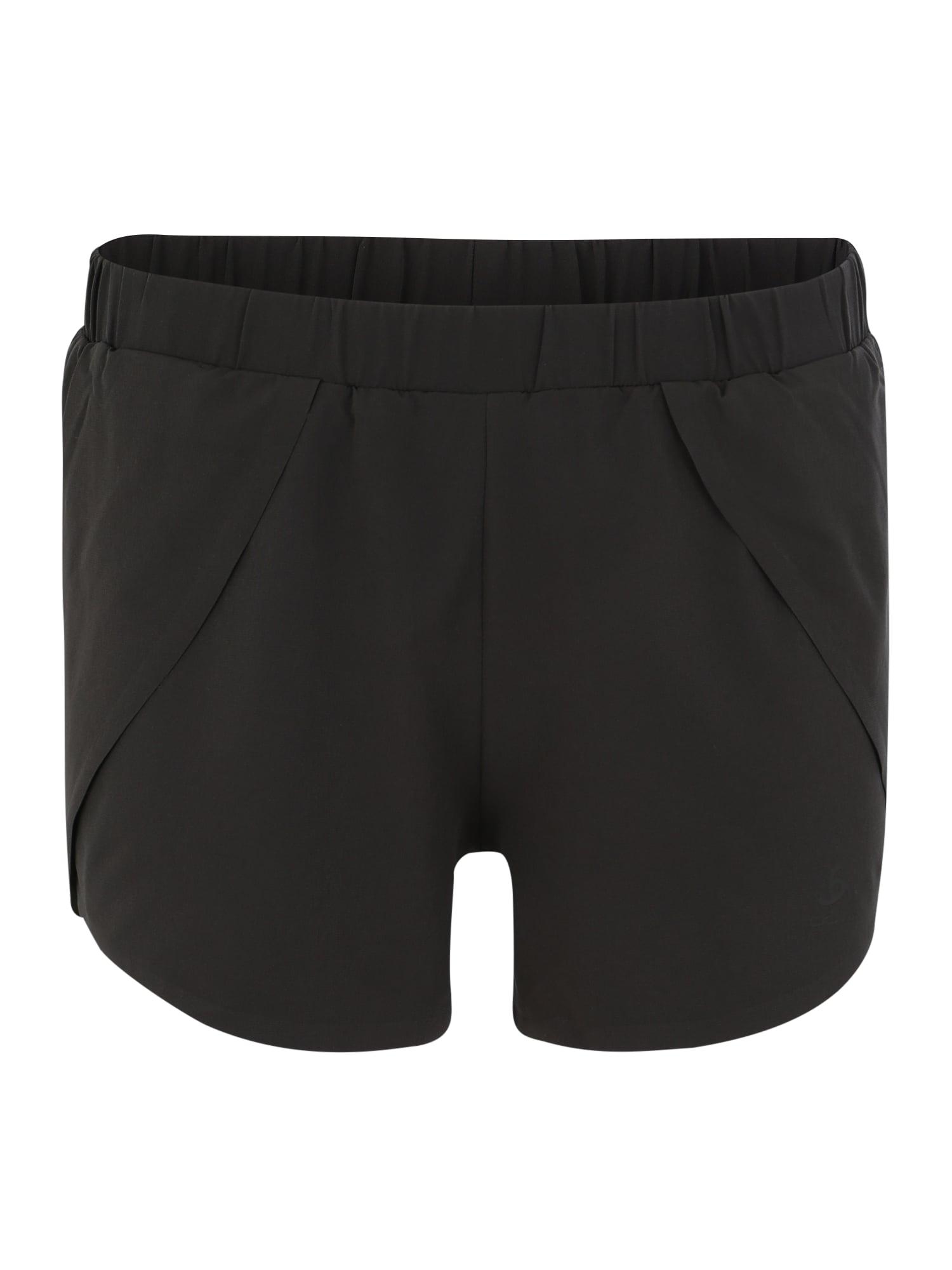 Sportovní kalhoty LILLY WOVEN X černá ODLO