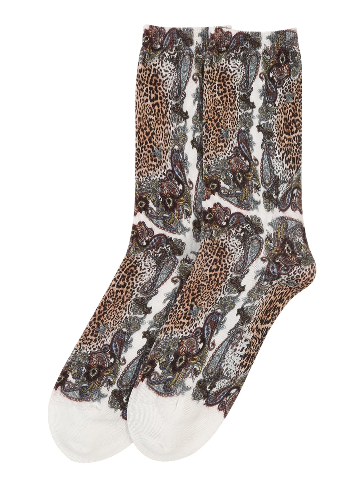 Ponožky Nirvana SO bílá FALKE