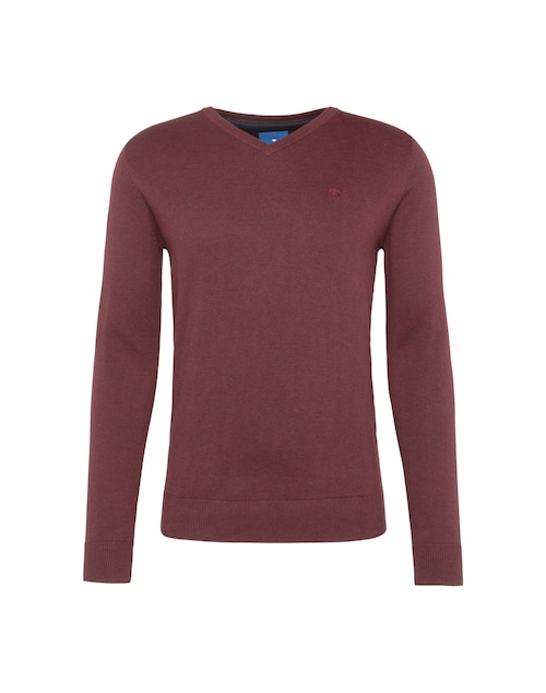 Pullover ´basic v-neck sweater´