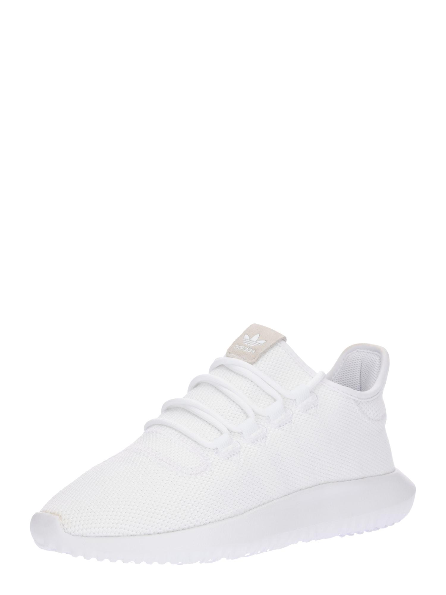 ADIDAS ORIGINALS, Heren Sneakers laag 'TUBULAR SHADOW', wit