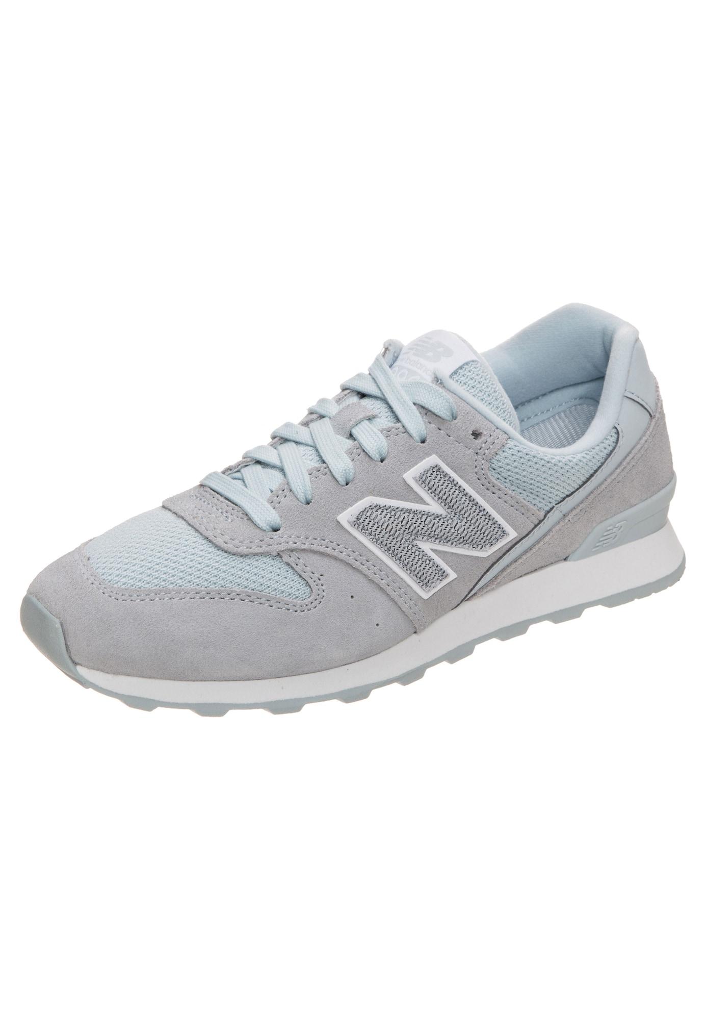 New Balance, Dames Sneakers laag 'WR996-LCC-D', lichtblauw / grijs