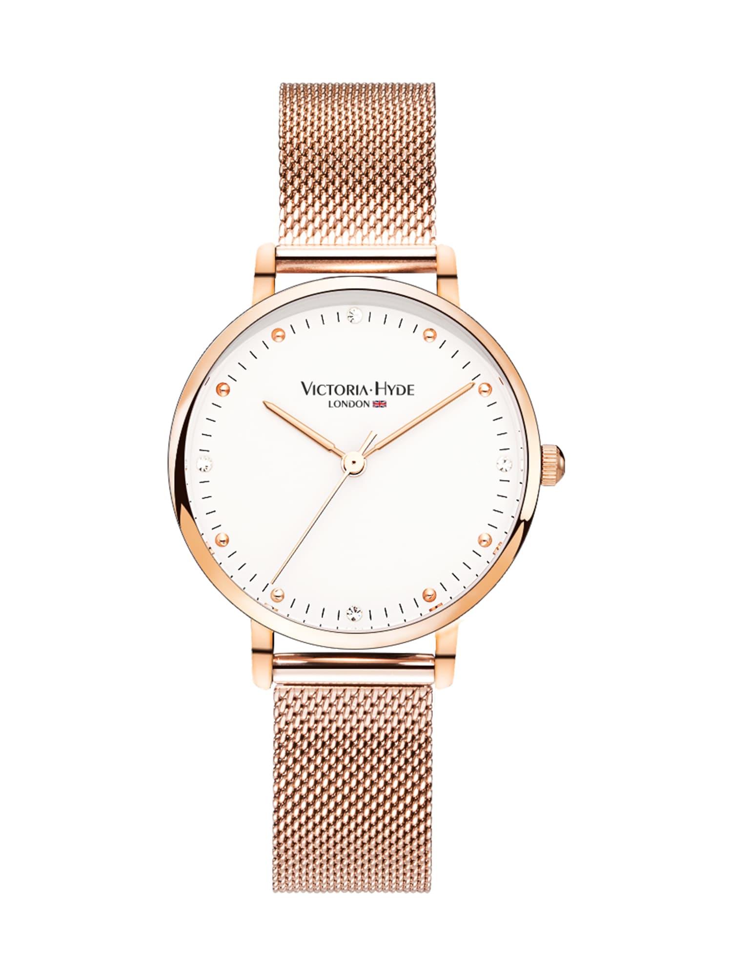 Armbanduhr   Uhren   Weiß   Victoria Hyde