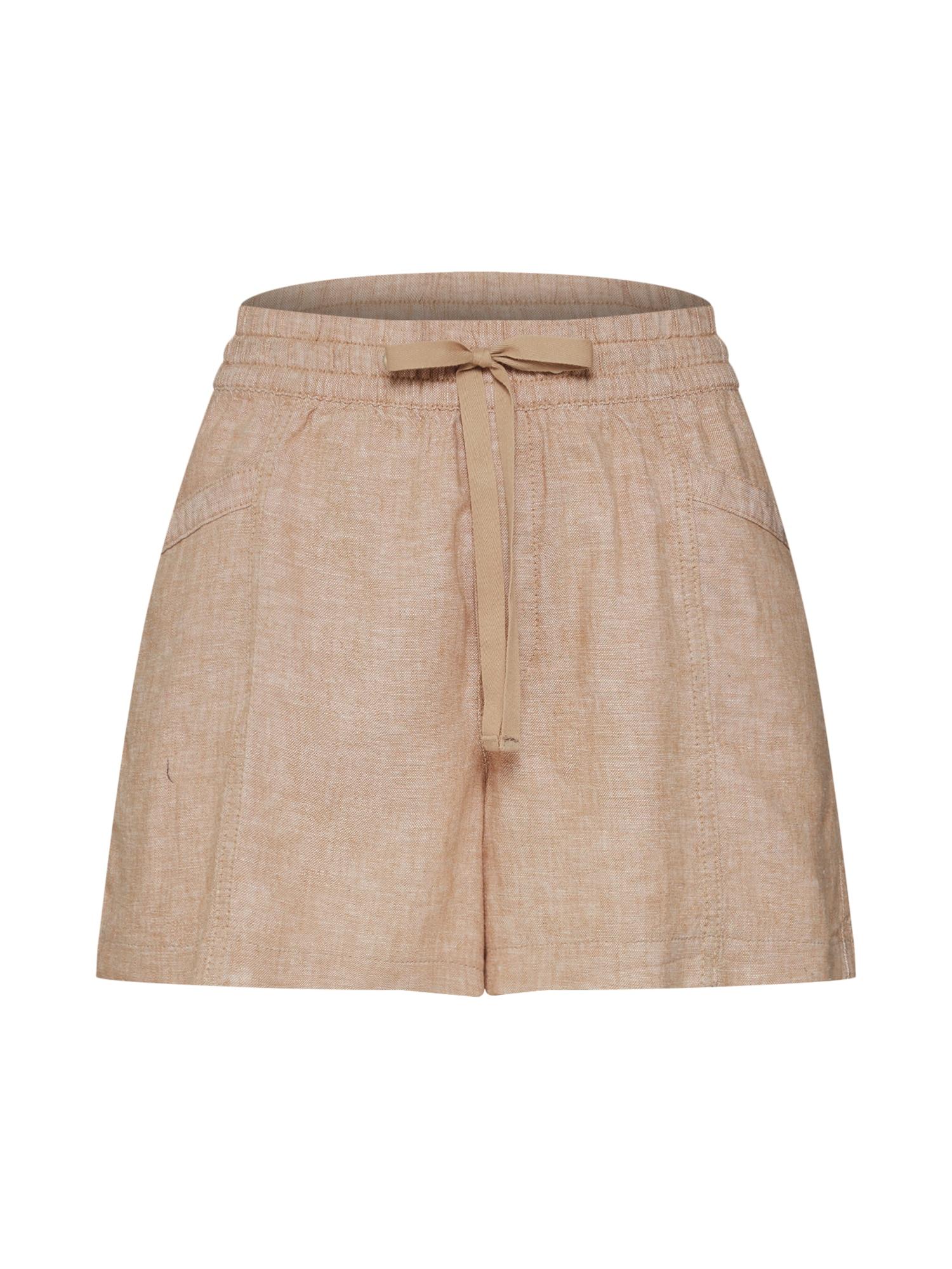 Kalhoty béžový melír GAP