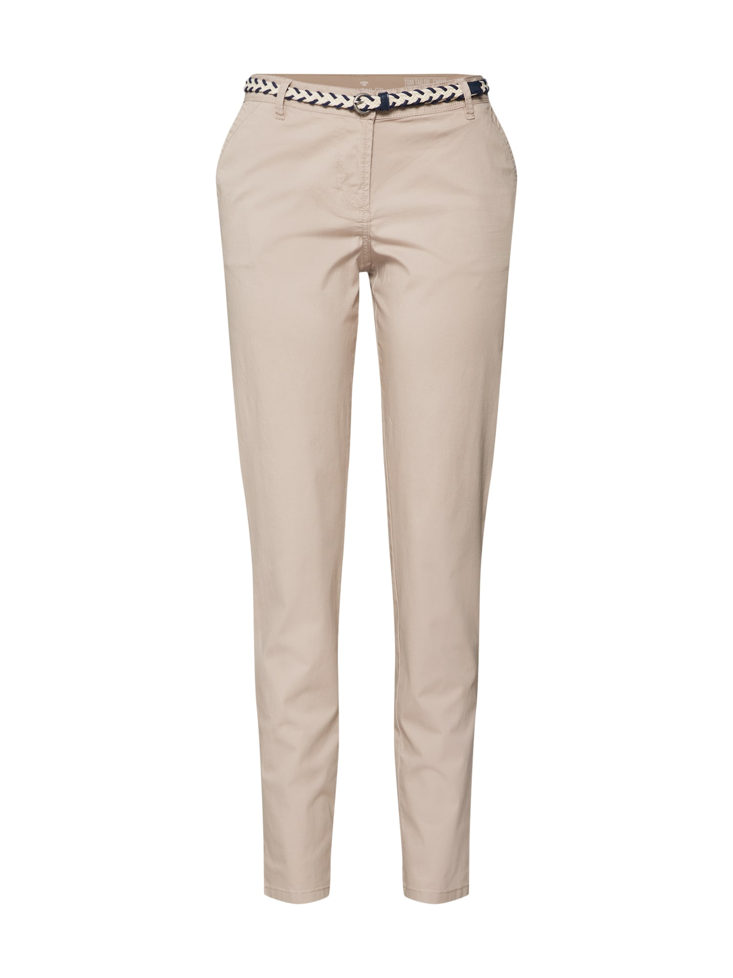 Chino kalhoty velbloudí TOM TAILOR
