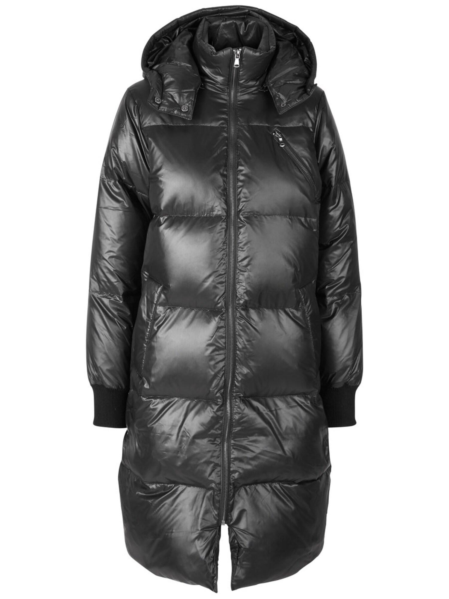Zimní bunda černá Y.A.S