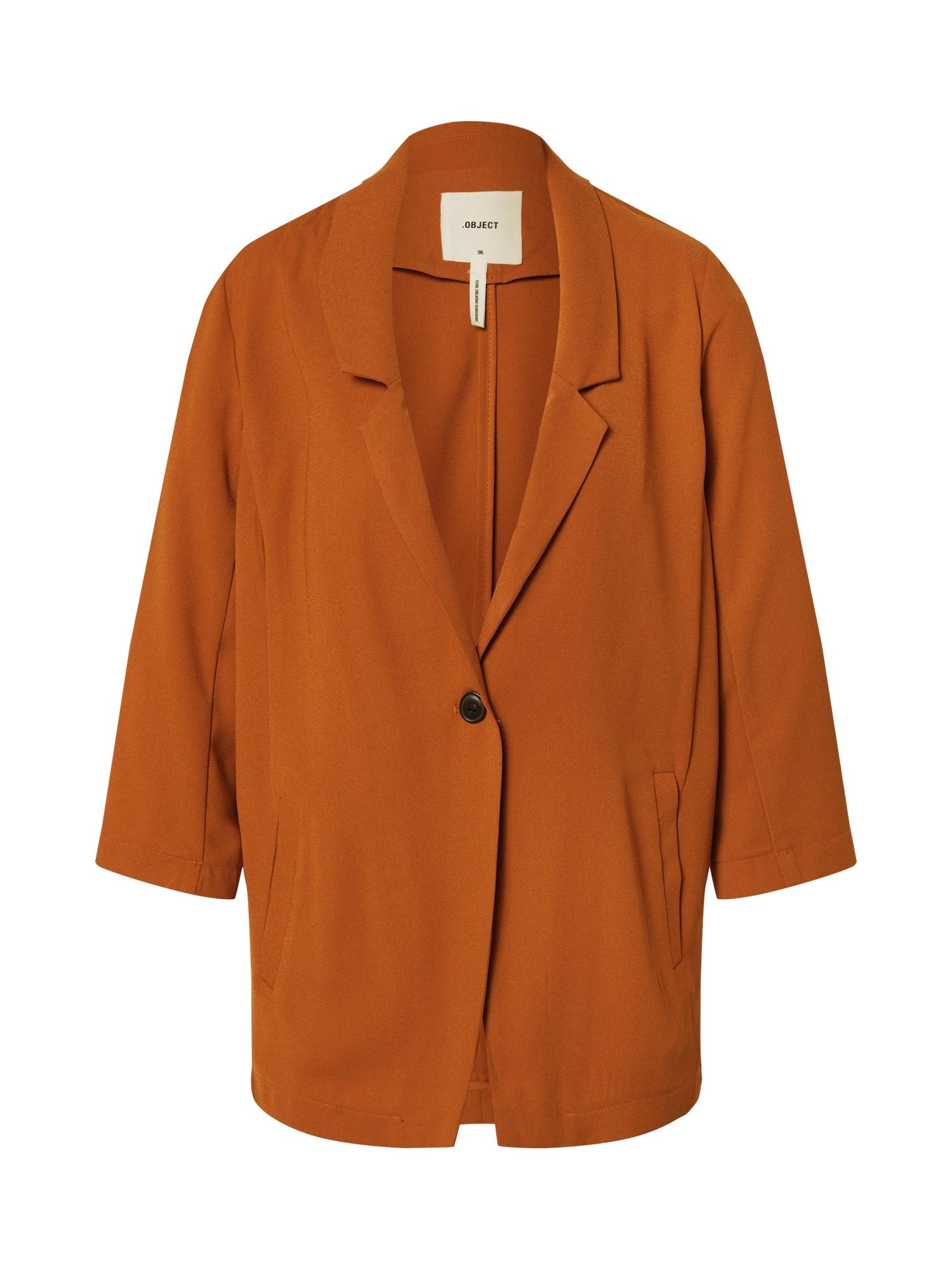 OBJECT Blejzr 'Blazer'  oranžová / oranžově červená