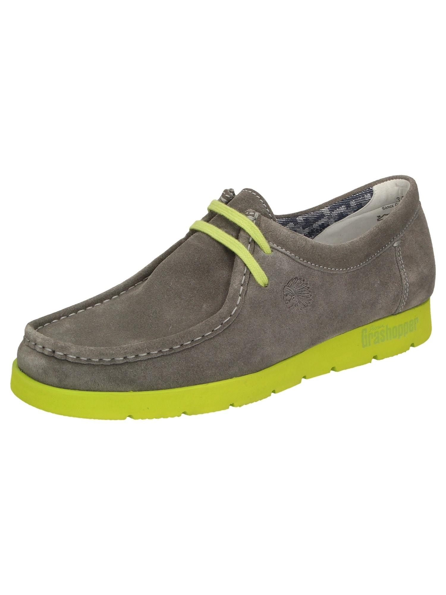 Mokassin 'Grash-H191-41' | Schuhe > Mokassins | Taupe | SIOUX