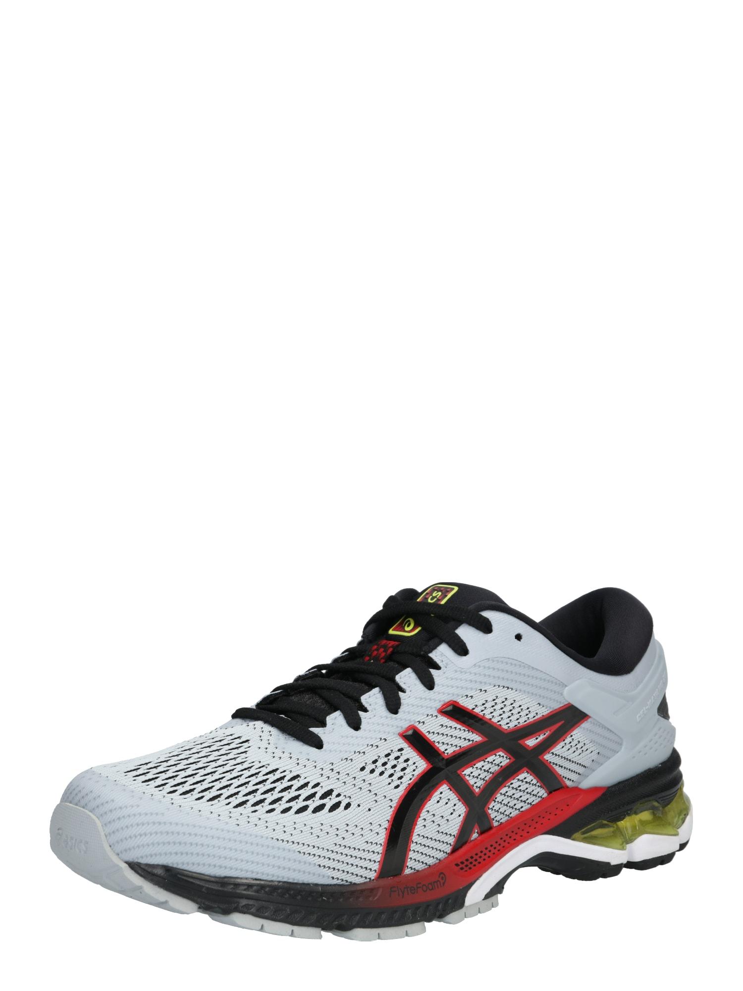 Běžecká obuv GEL-KAYANO 26 žlutá šedá černá ASICS