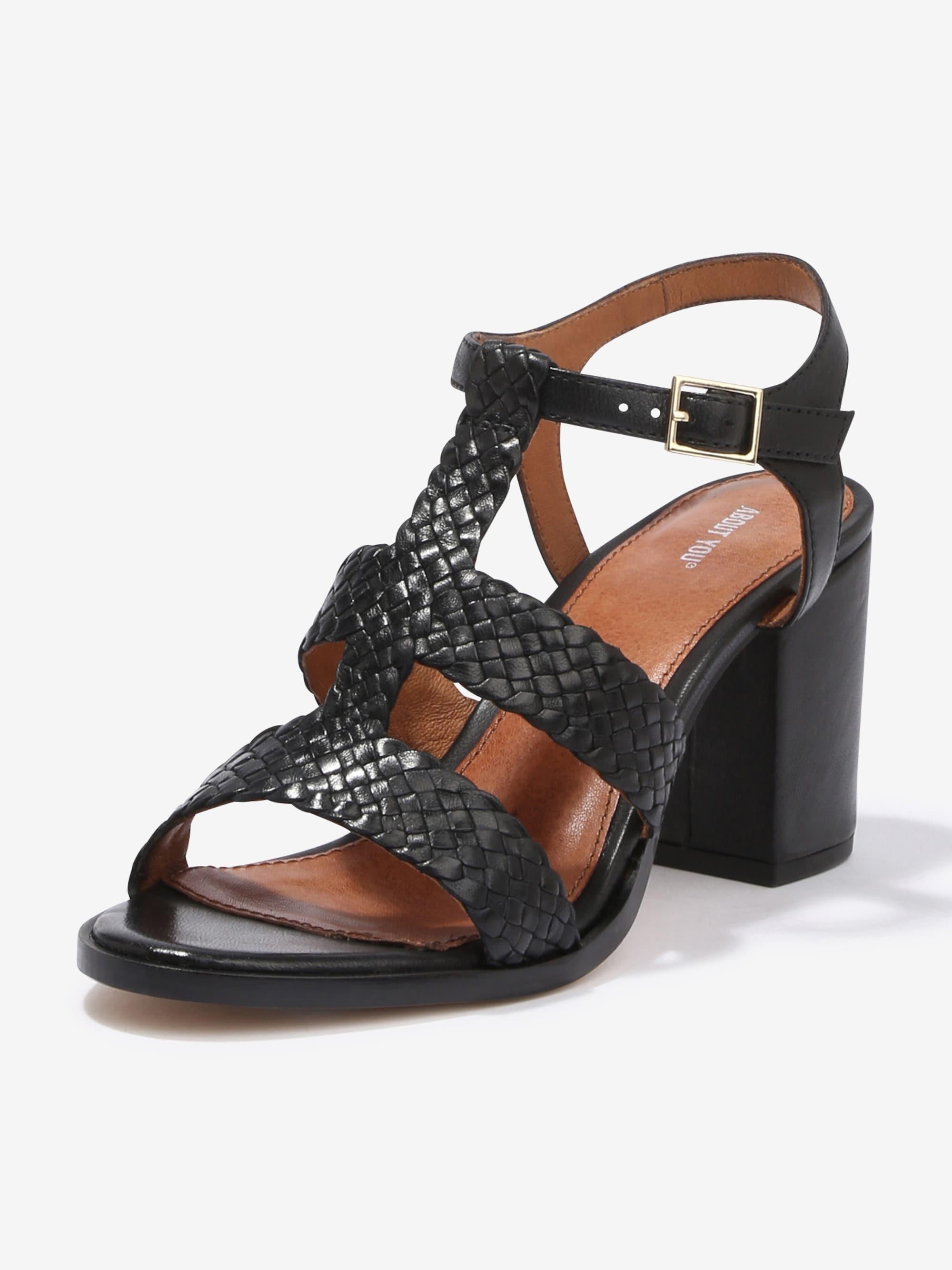 Sandalen met riem 'LYNNE'