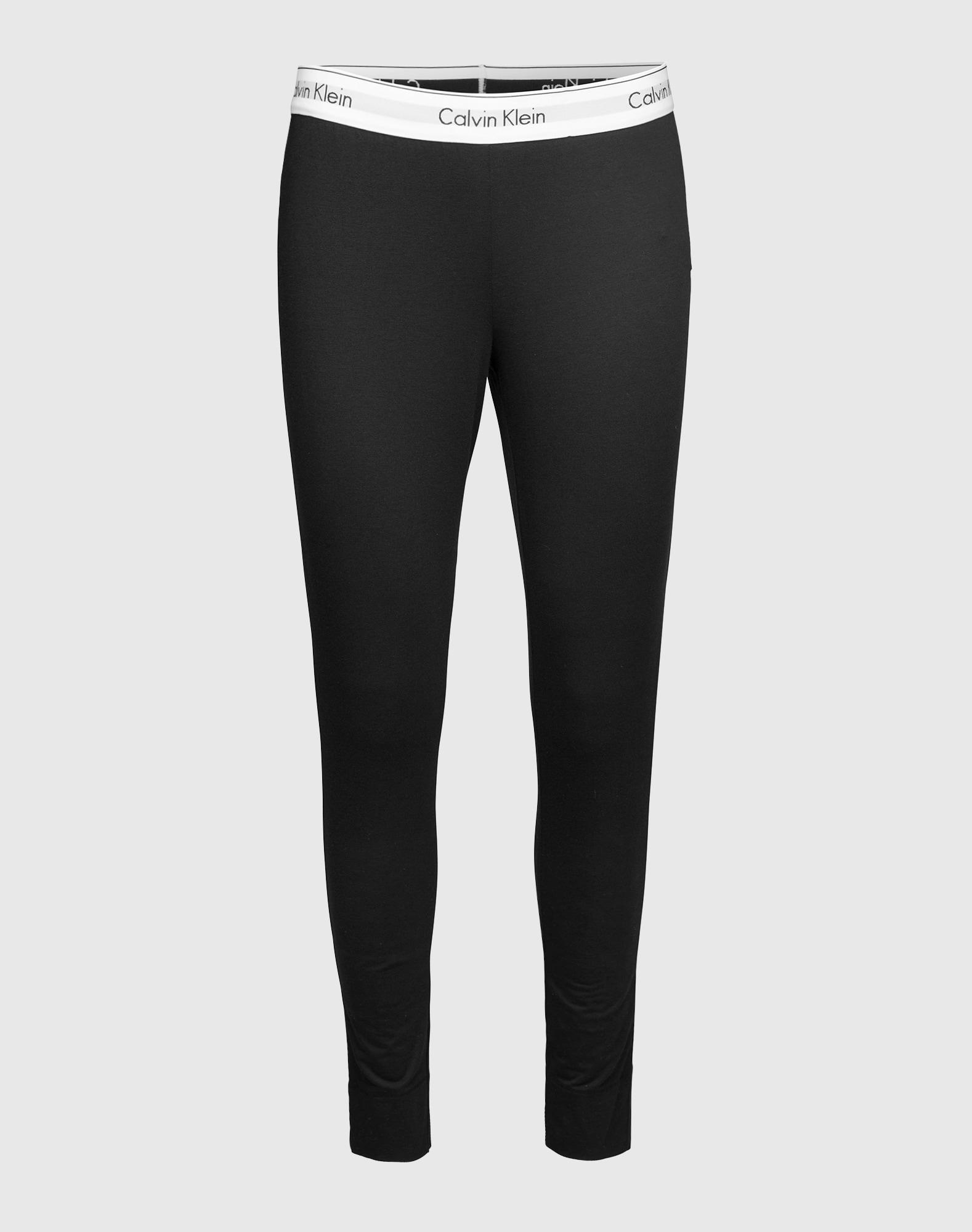 Calvin Klein Underwear, Dames Pyjamabroek, zwart