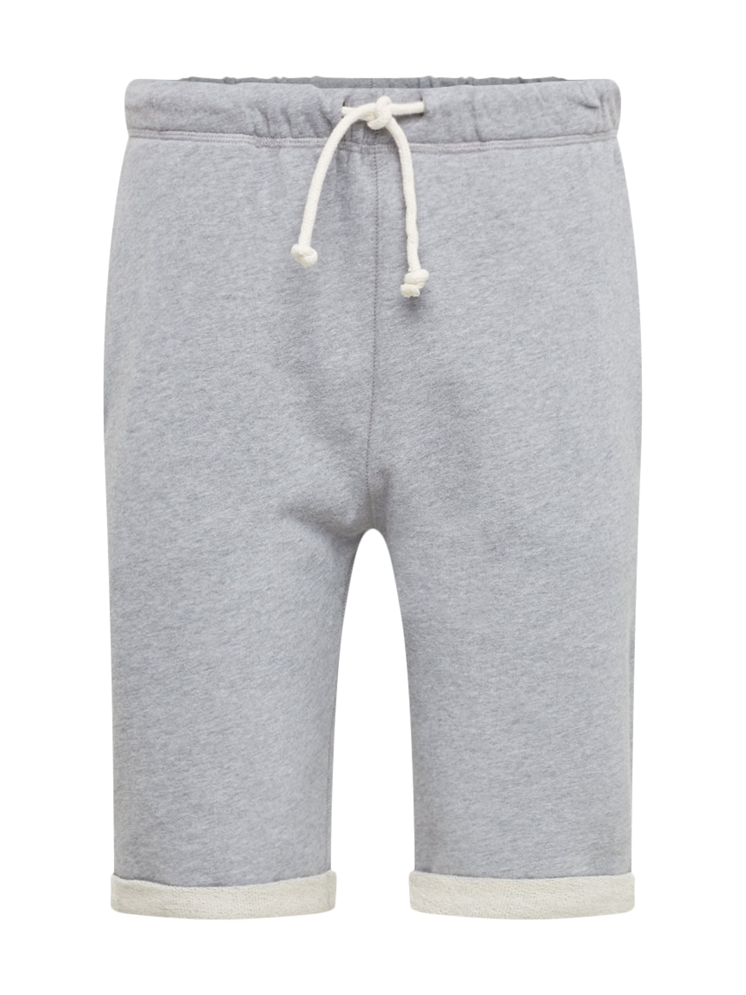 Kalhoty šedá KnowledgeCotton Apparel