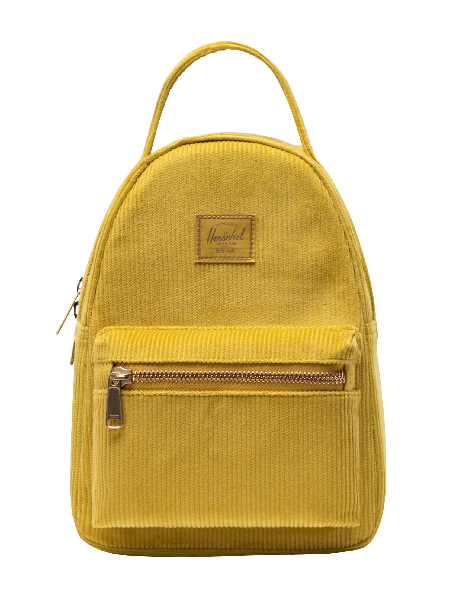 Herschel Batoh 'Nova Mini'  žlutá