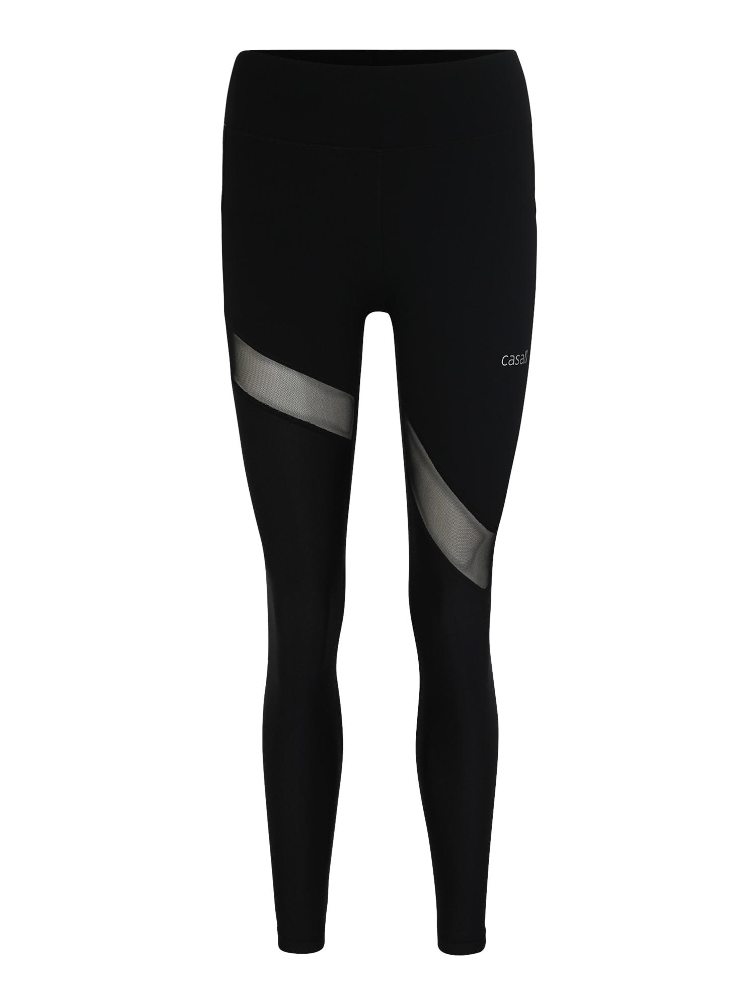 Sportovní kalhoty Lux 78 Tigths černá Casall