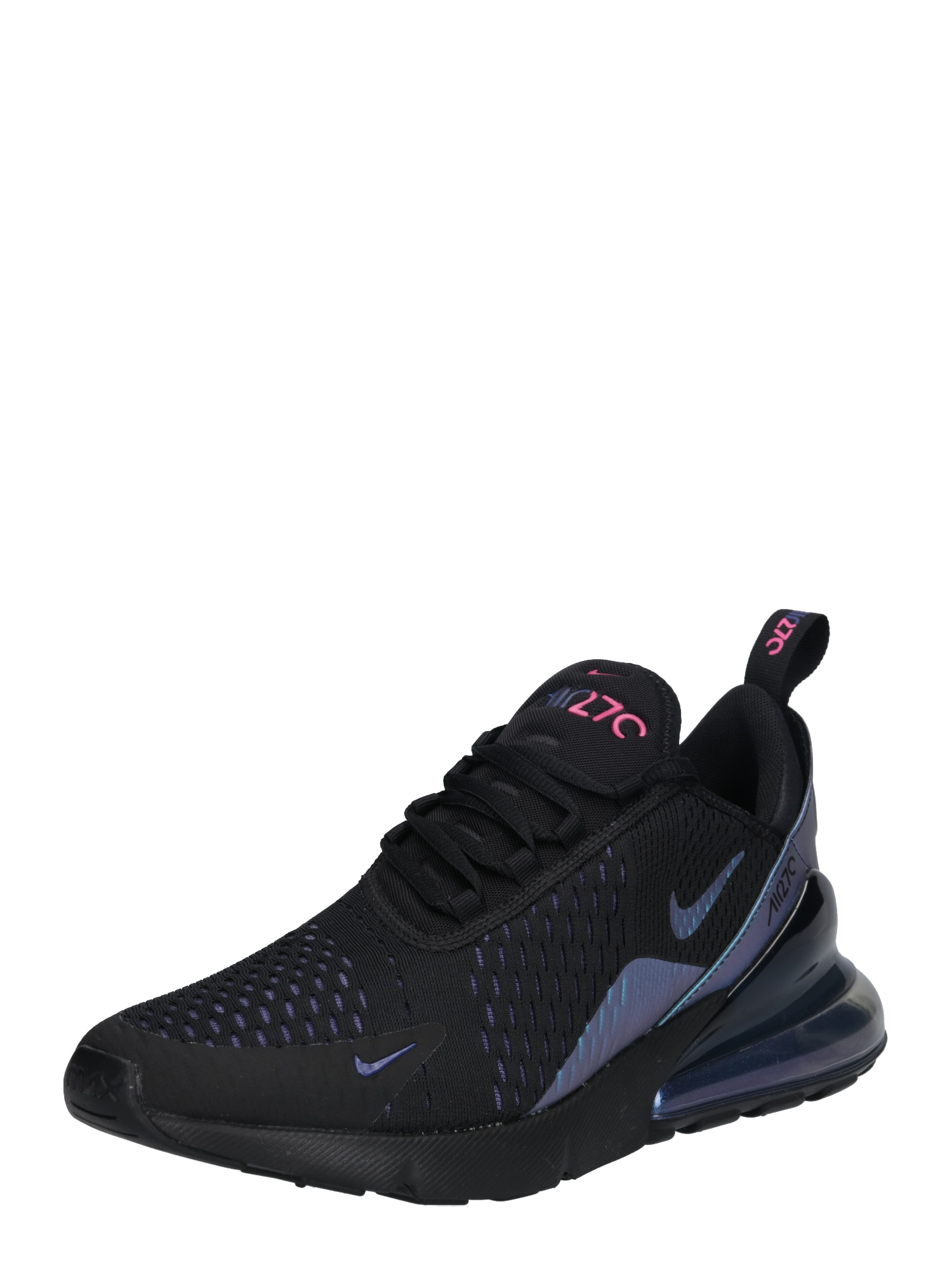 Nike Sportswear, Heren Sneakers laag 'Air Max 270', gemengde kleuren / zwart