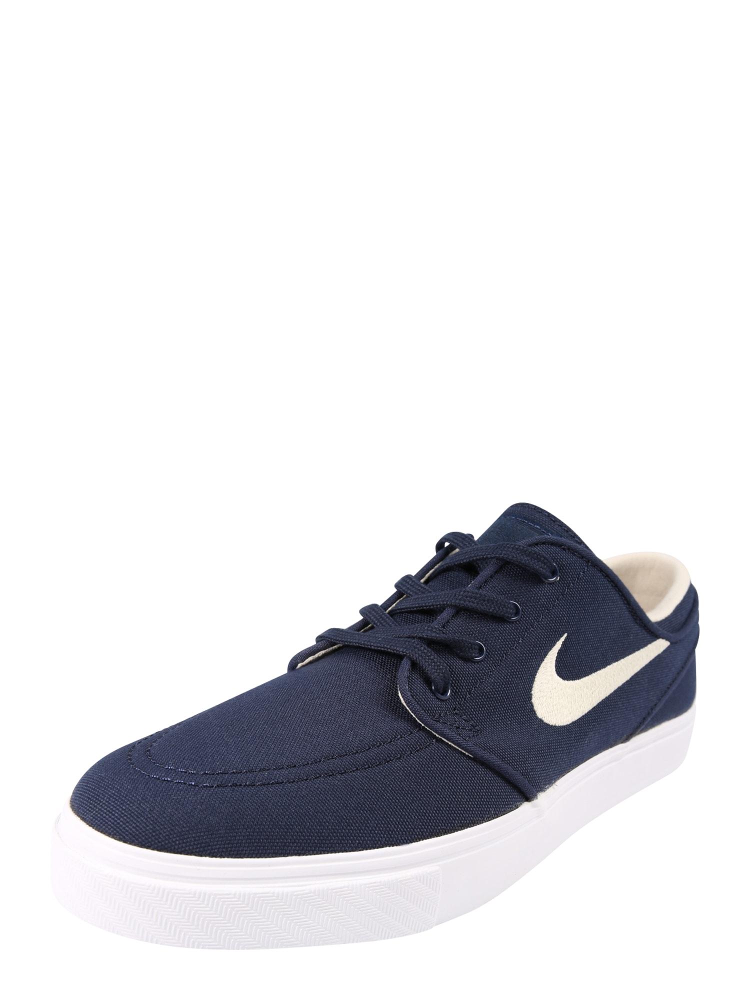 Nike SB Nízke tenisky 'Nike Air Zoom SB Stefan Janoski Canvas'  námornícka modrá