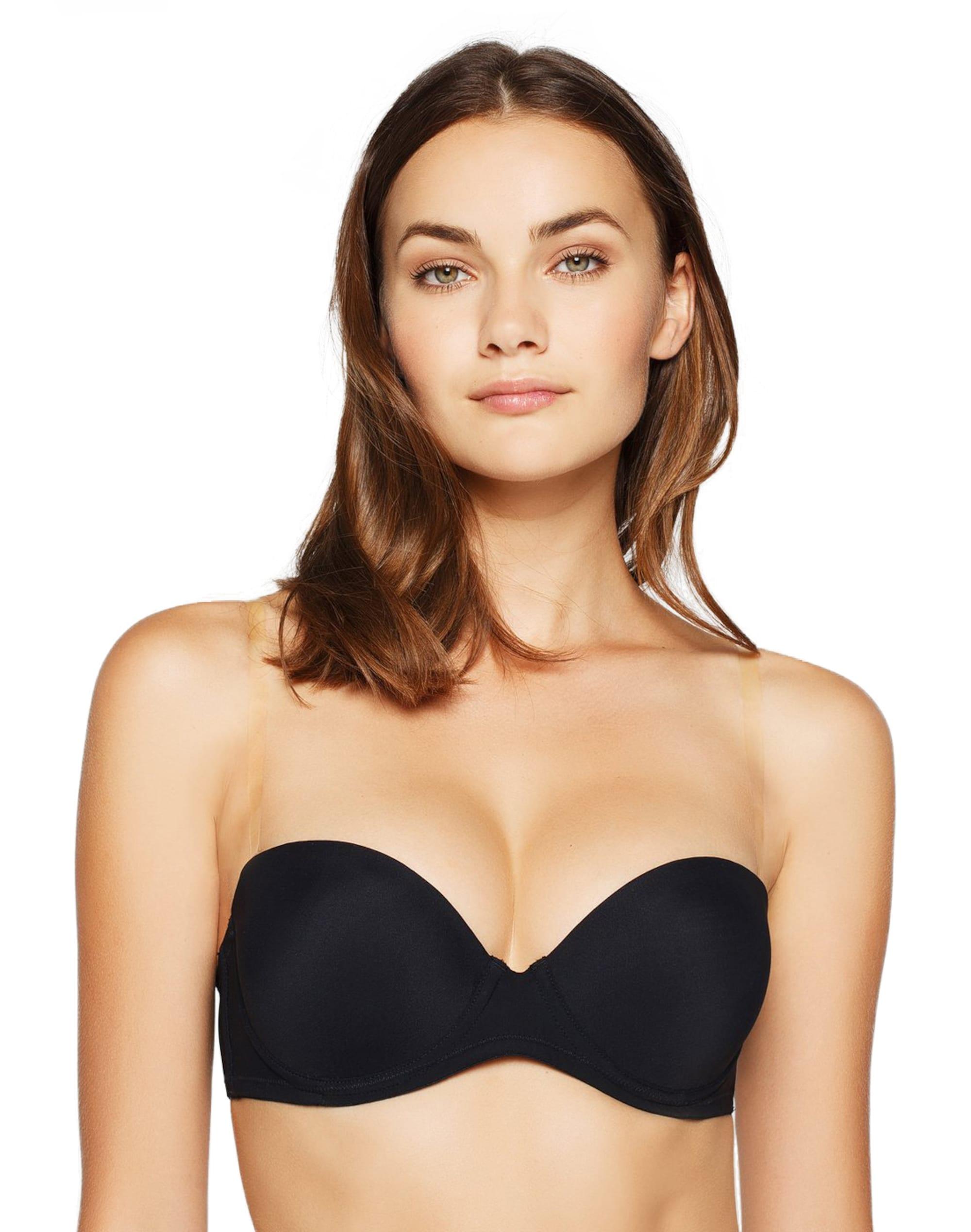 Calvin Klein Underwear Biustonosz  czarny
