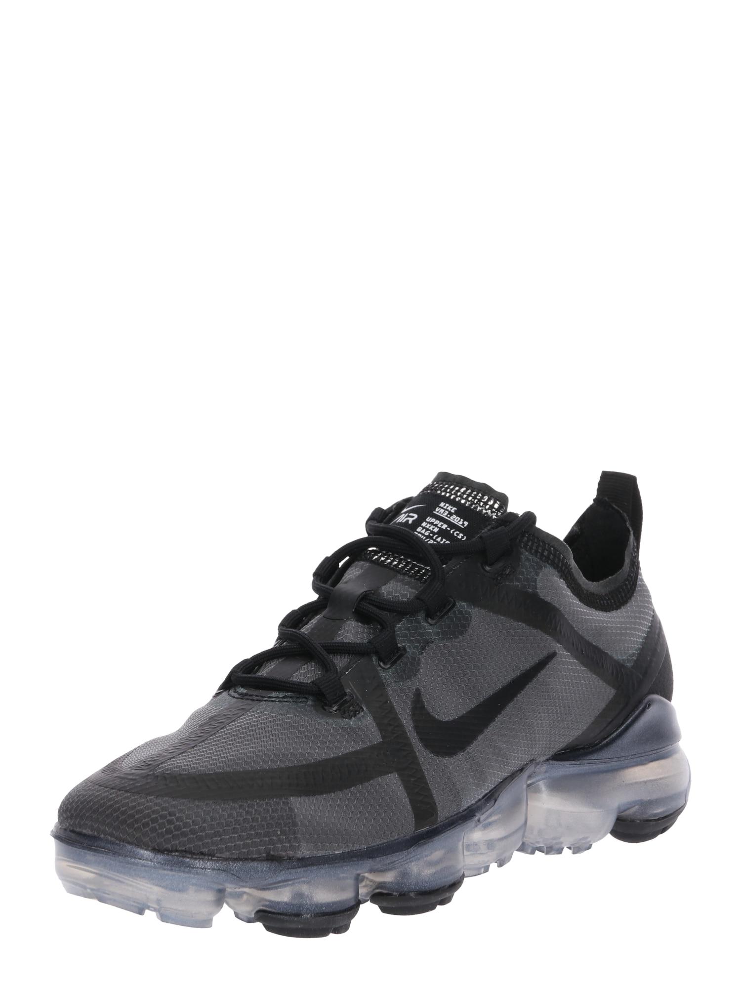 Sportovní boty Nike Air VaporMax 2019 černá NIKE