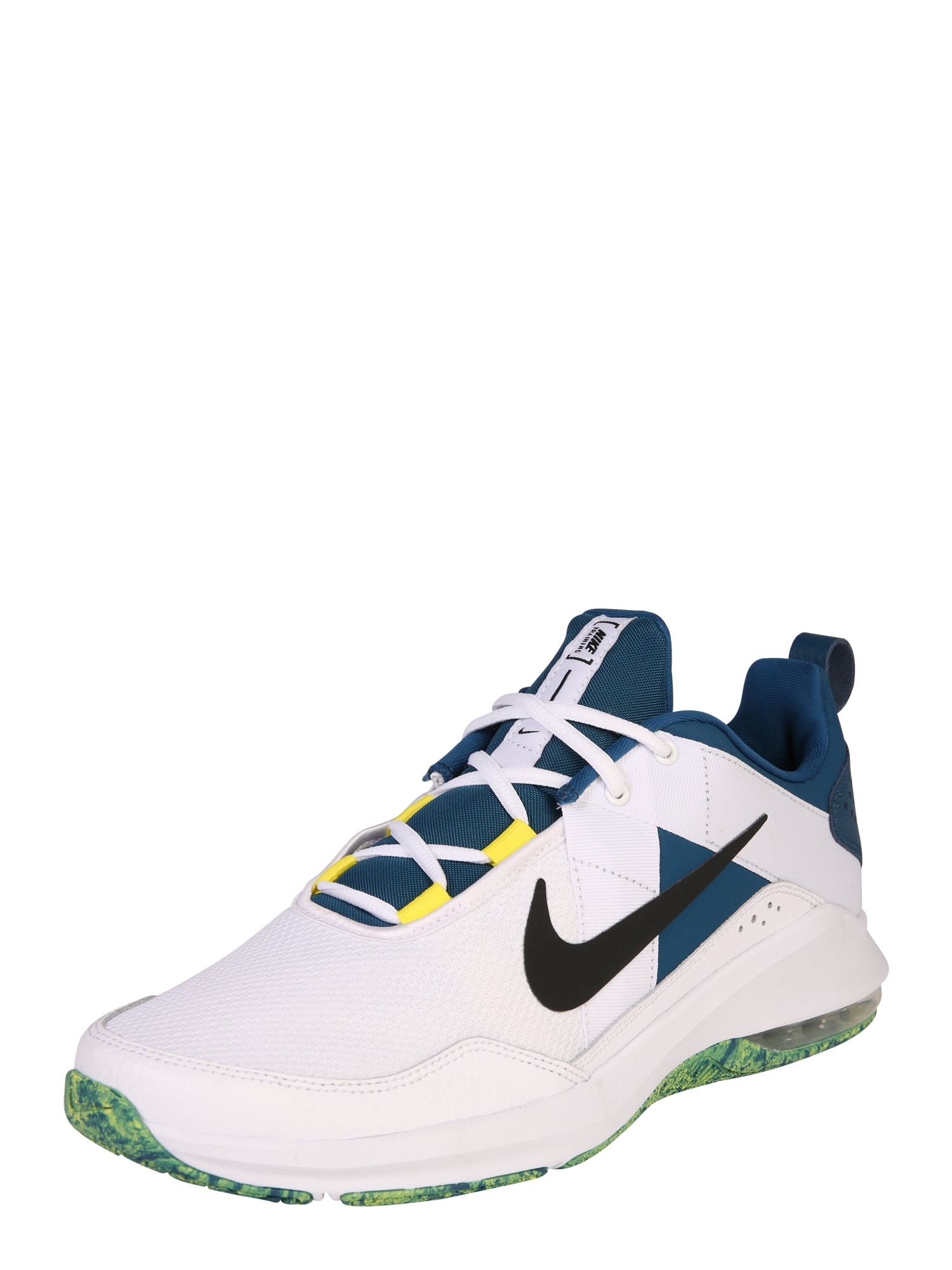 Sportovní boty modrá bílá NIKE