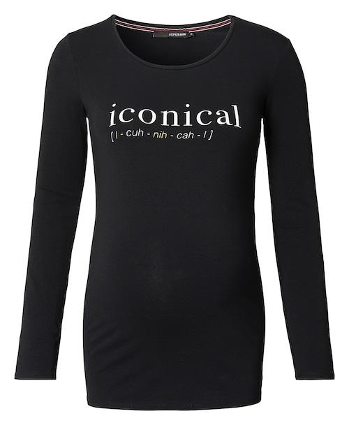 Langarmshirt Iconical