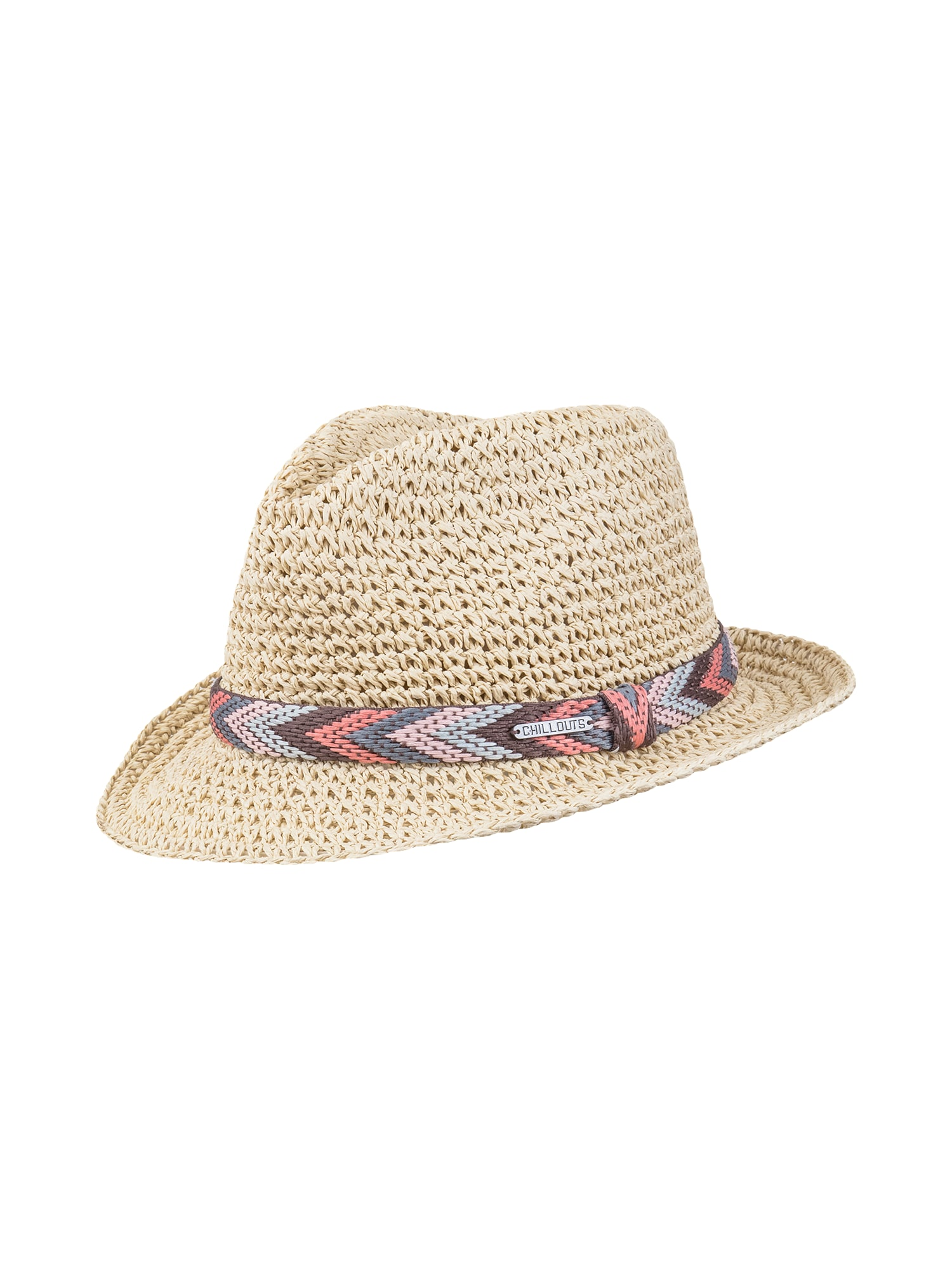 Klobouk Medellin Hat přírodní bílá Chillouts
