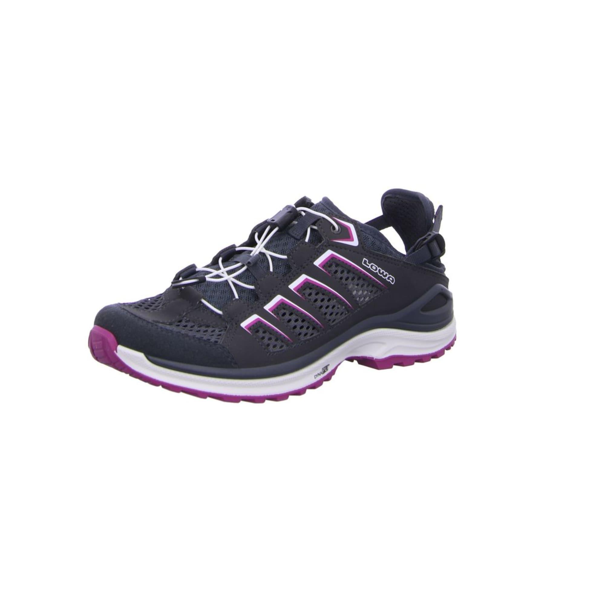 Outdoorschuhe   Schuhe > Outdoorschuhe > Wanderschuhe   Kobaltblau - Pink   LOWA