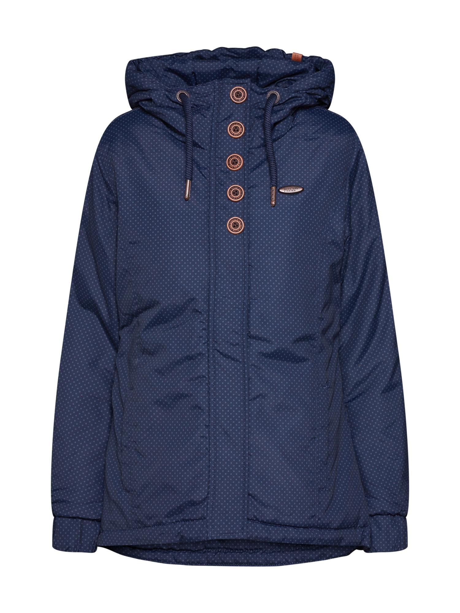 Zimní bunda JADE marine modrá Alife And Kickin