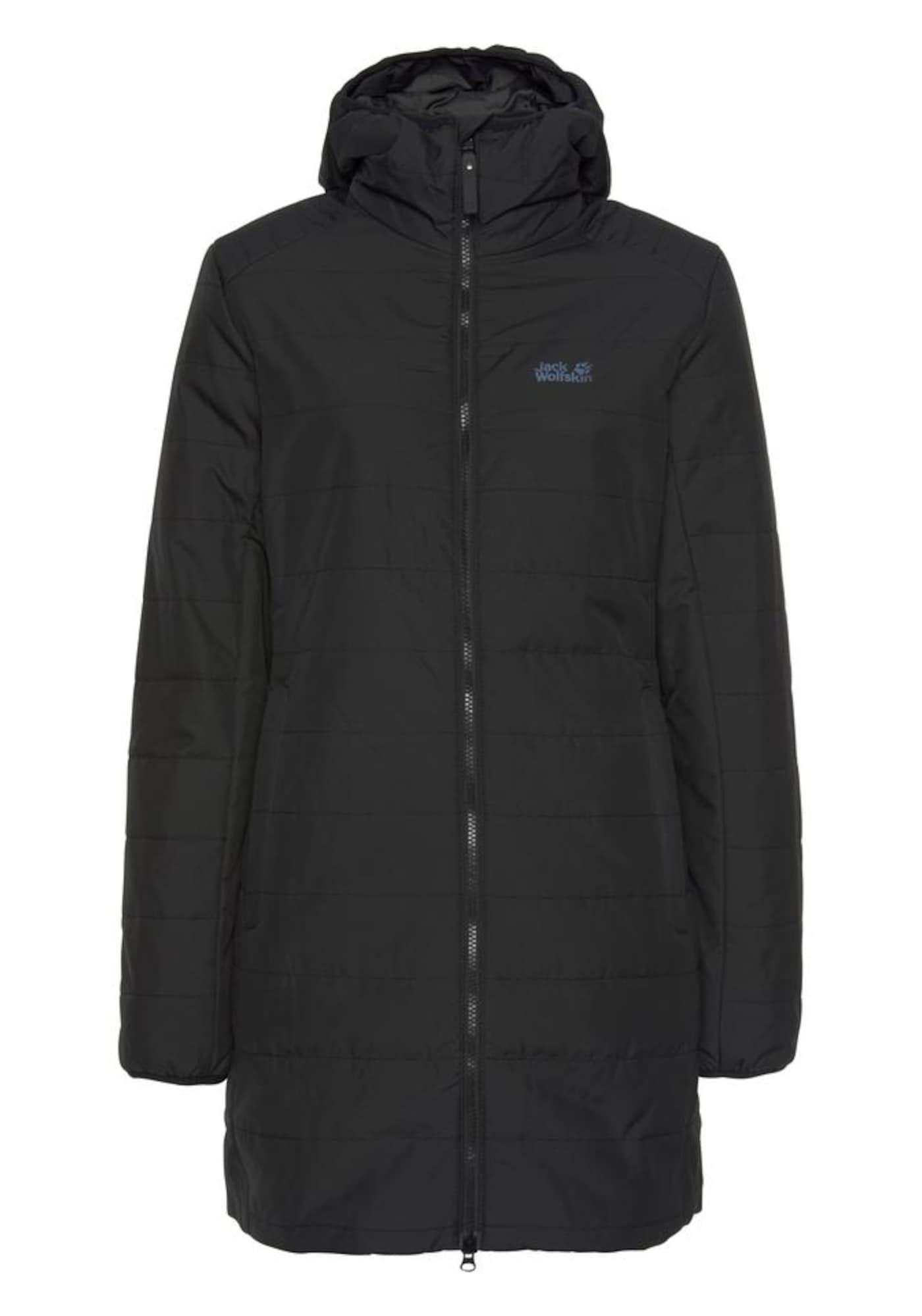 Outdoorový kabát MARYLAND černá JACK WOLFSKIN