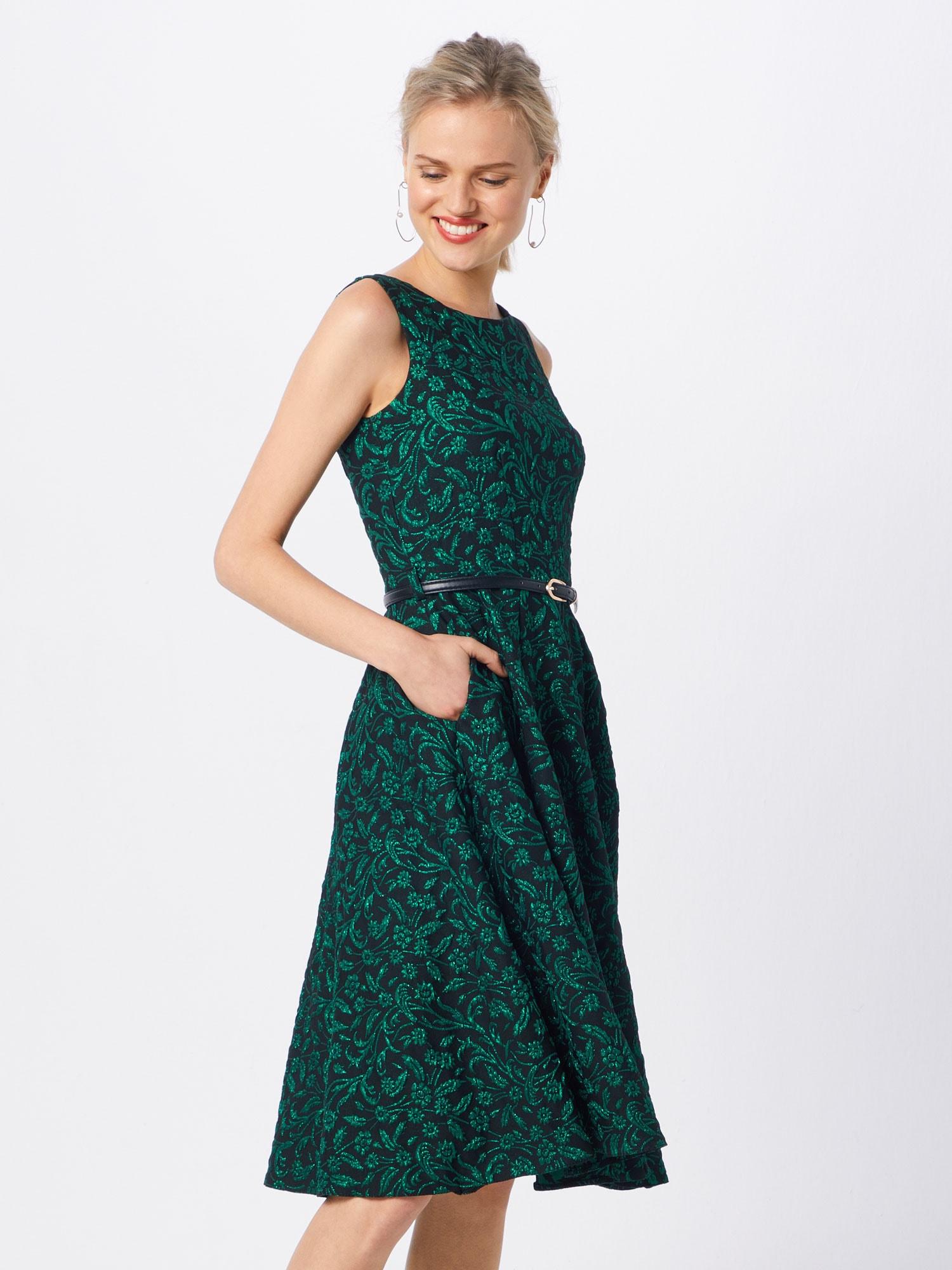 Jurk 'Closet Flared Sleeveless Midi Dress'