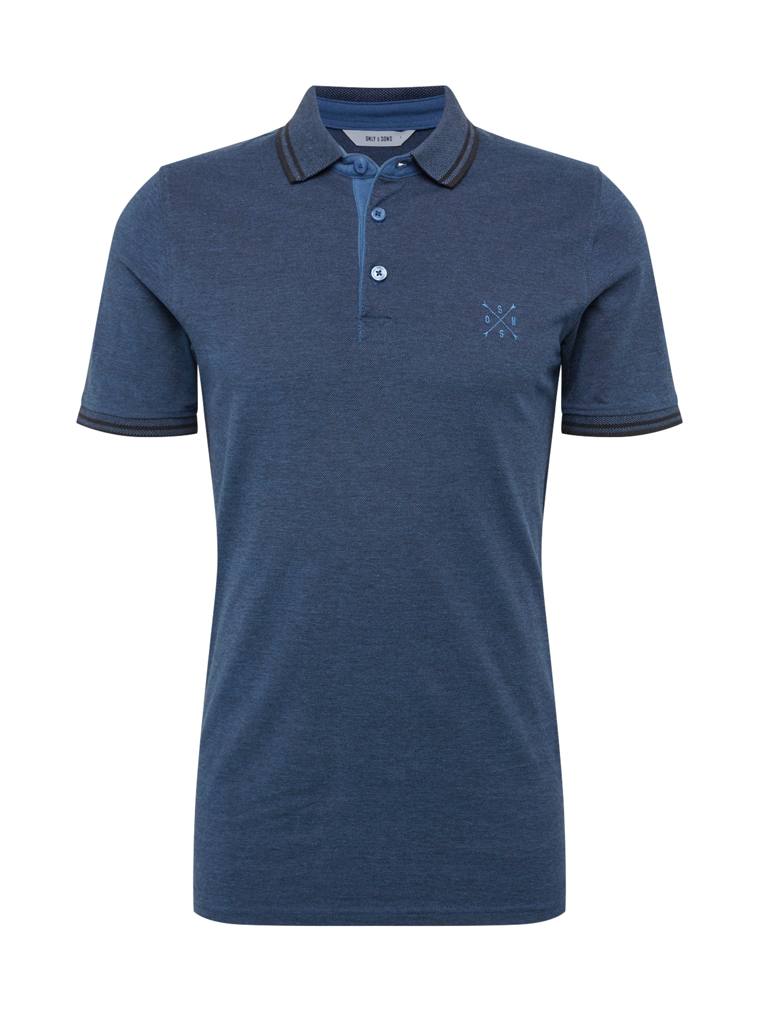Poloshirt 'onsSTAN SS FITTED POLO TEE NOOS'   Bekleidung > Polo Shirts   Only & Sons