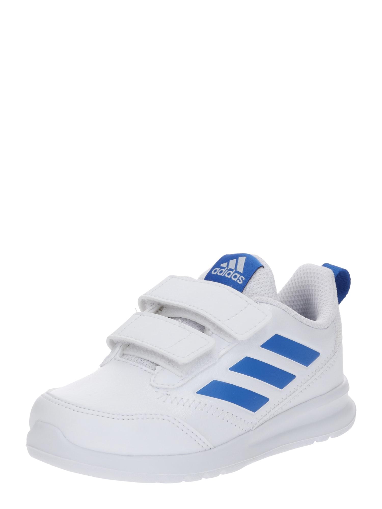 Sportovní boty AltaRun CF I modrá bílá ADIDAS PERFORMANCE