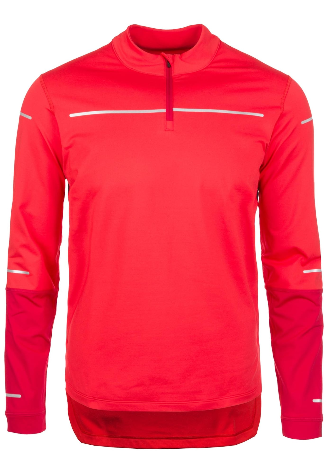 Laufshirt 'Lite-Show' | Sportbekleidung > Sportshirts > Laufshirts | Rot | ASICS