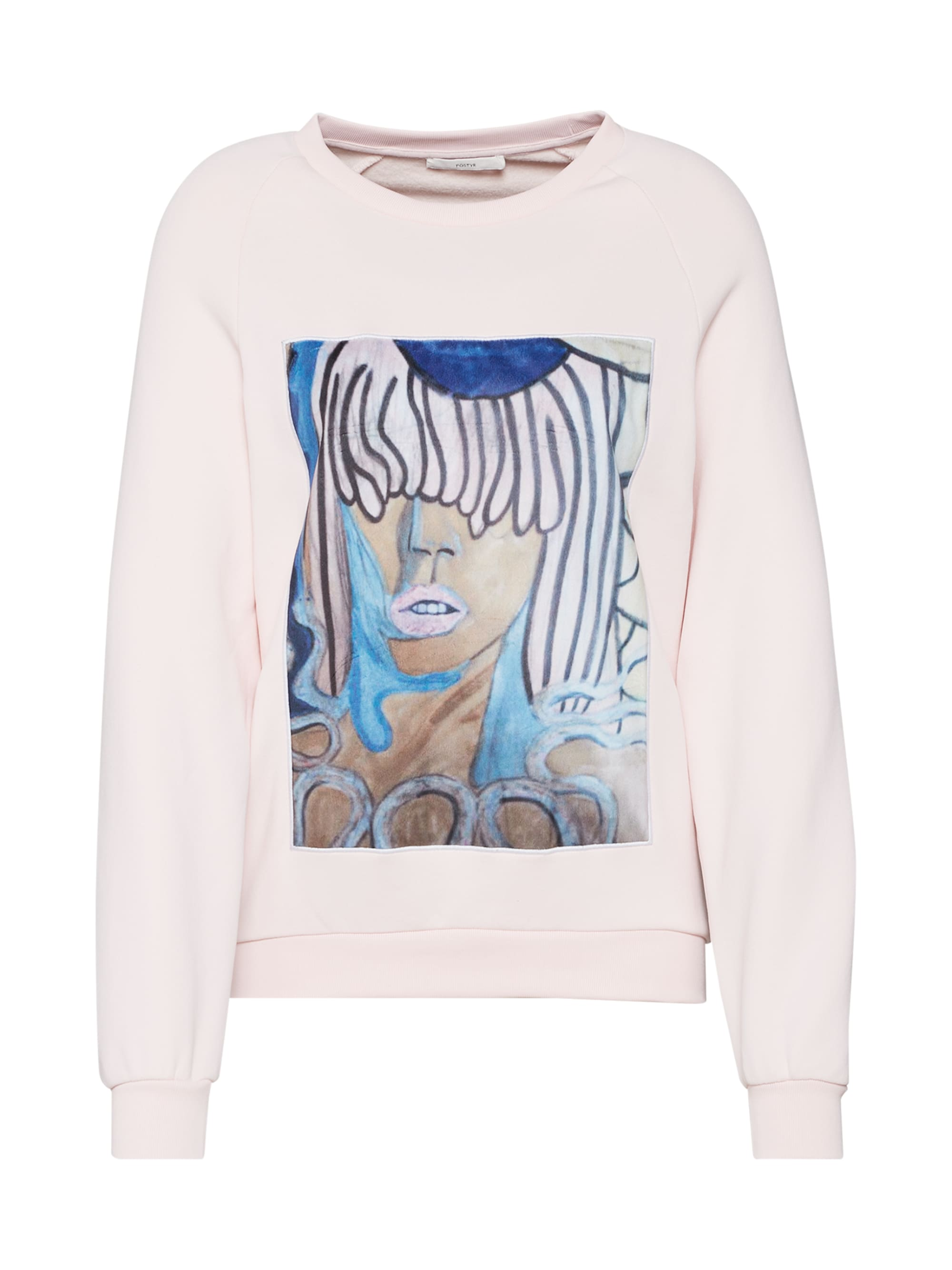 postyr - Sweatshirt ´POSIRENE FACE SWEAT´