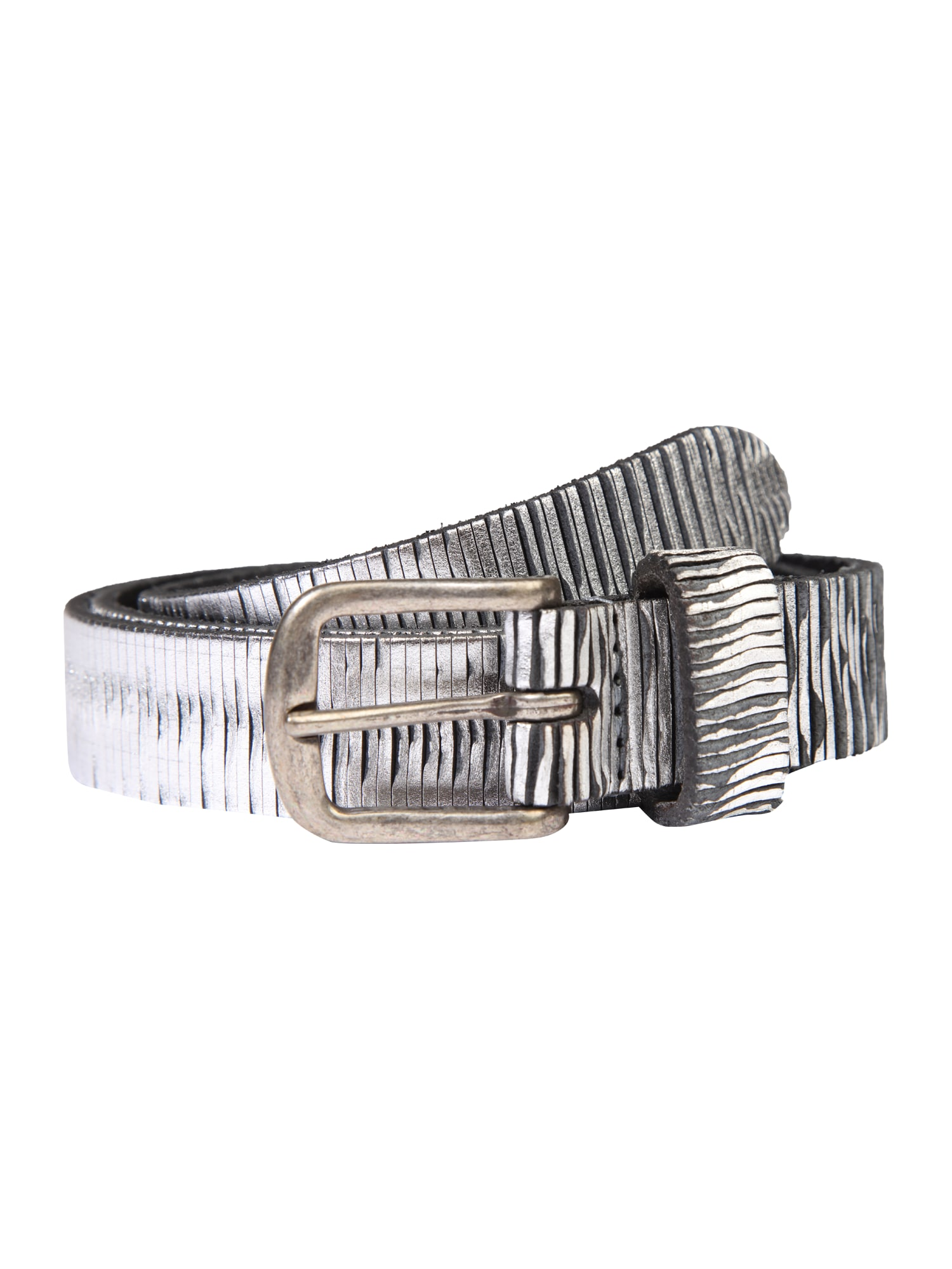 LEGEND, Dames Riem 'Cut', zilver