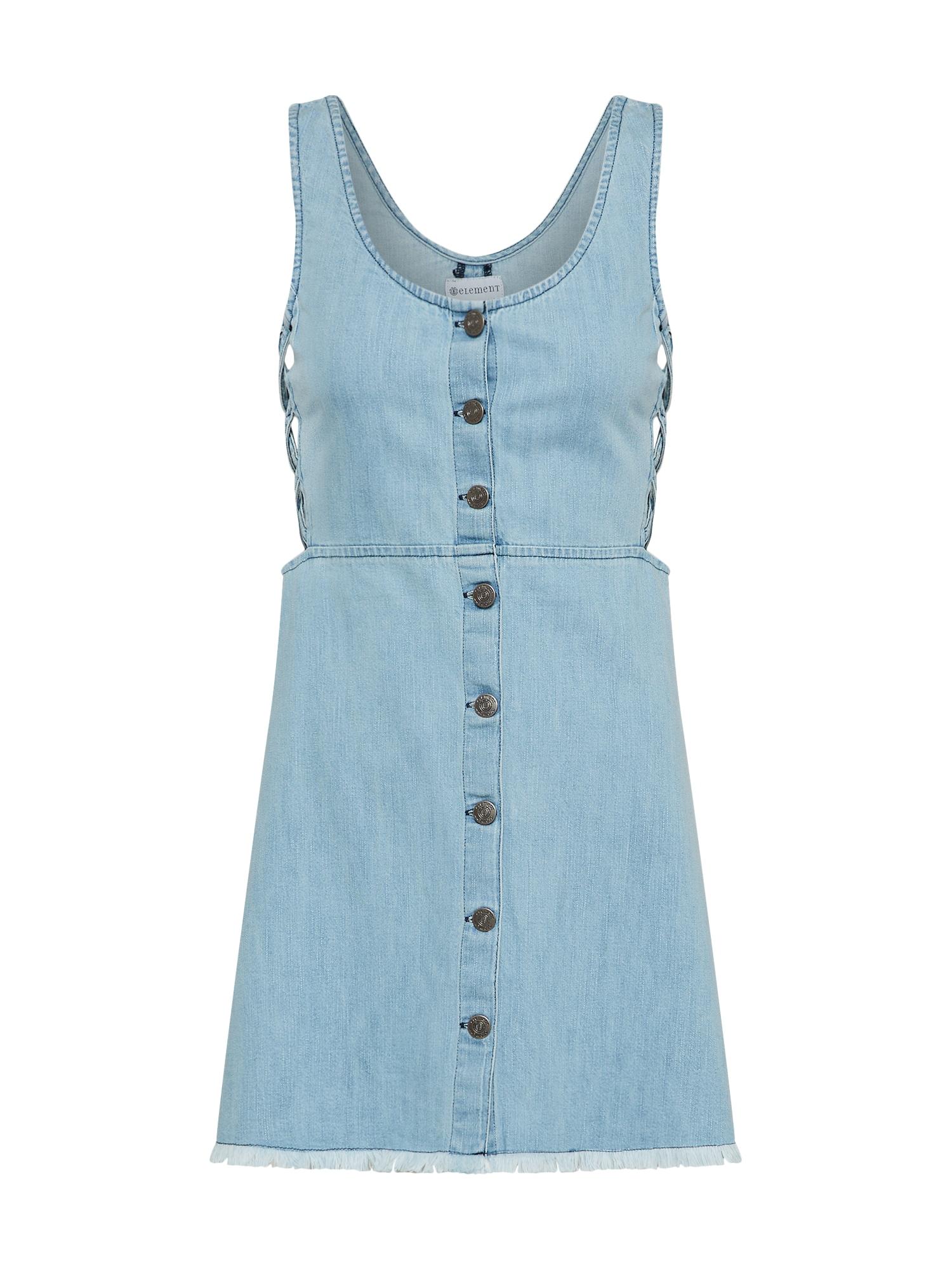 Letní šaty PARK indigo ELEMENT