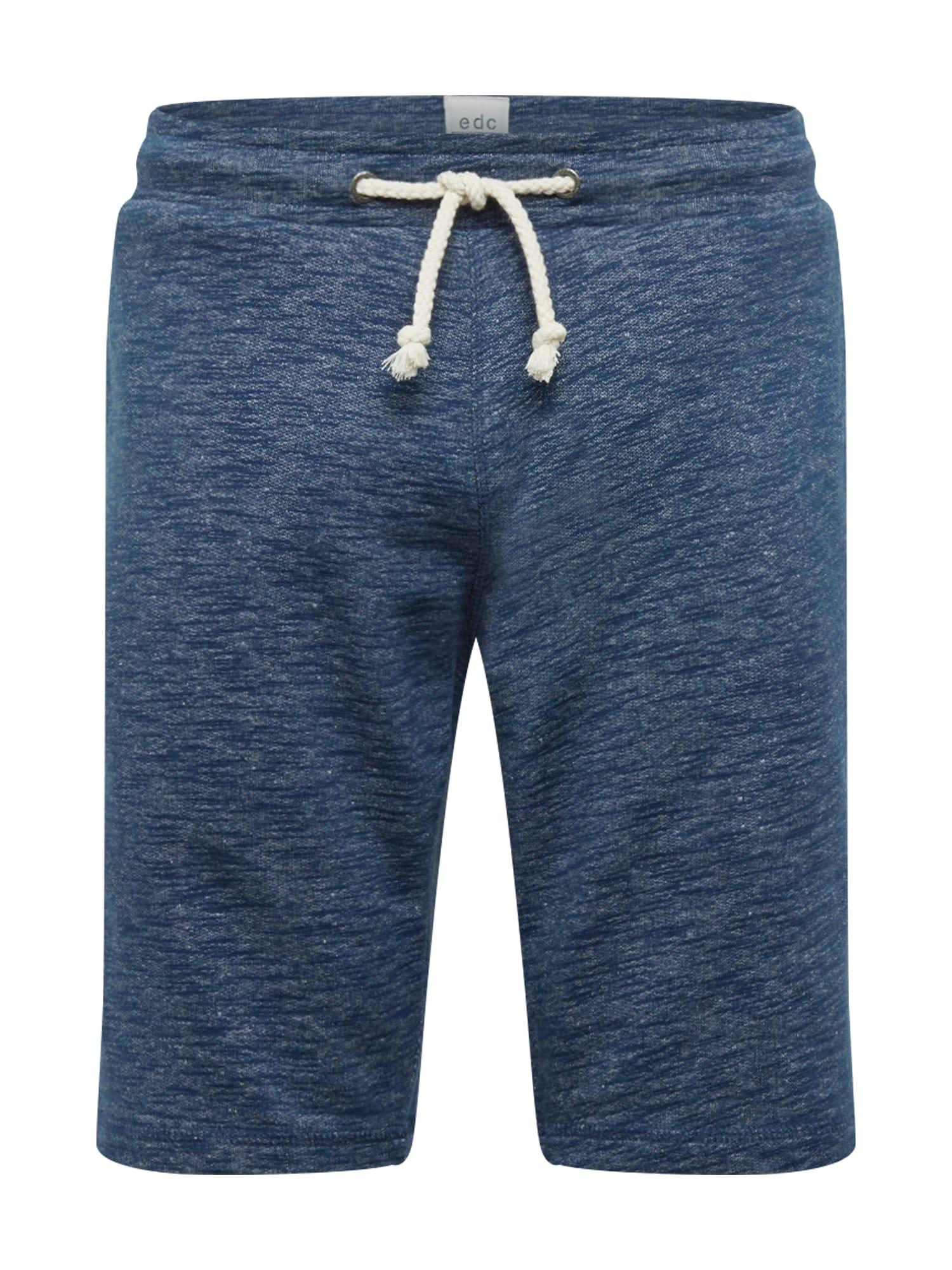 Kalhoty SG-049CC2C001 námořnická modř EDC BY ESPRIT