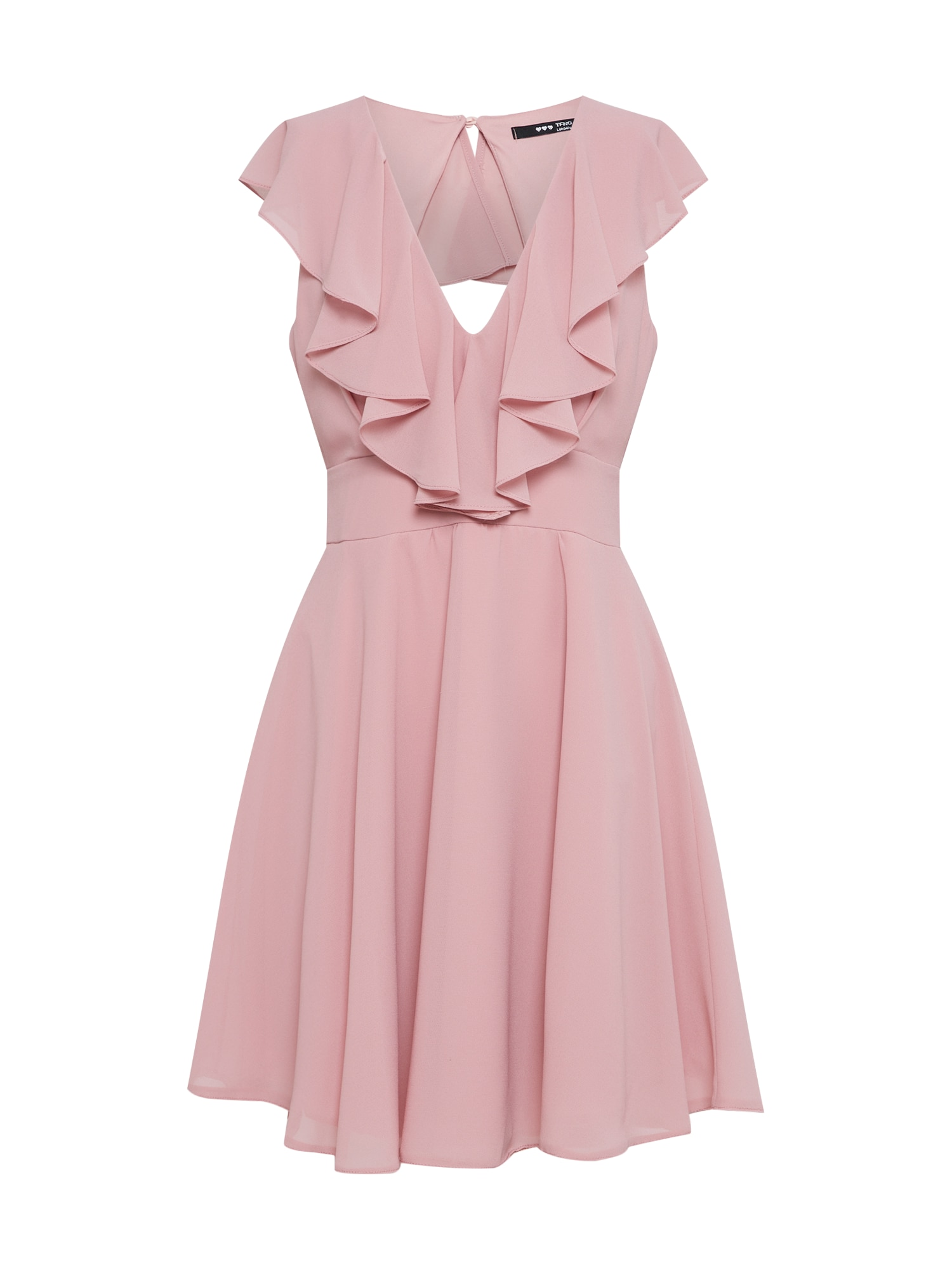 Koktejlové šaty růžová TFNC