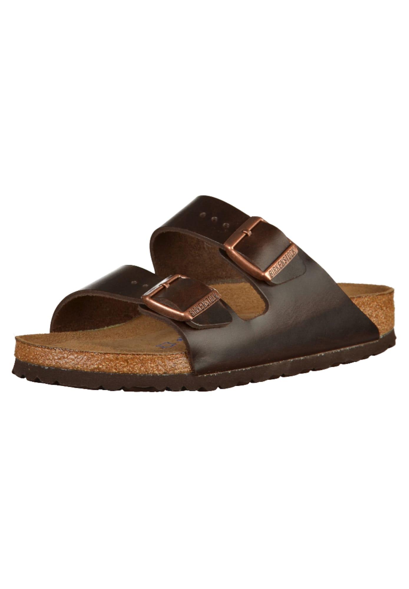 Pantoletten Arizona | Schuhe > Clogs & Pantoletten | Braun | Birkenstock