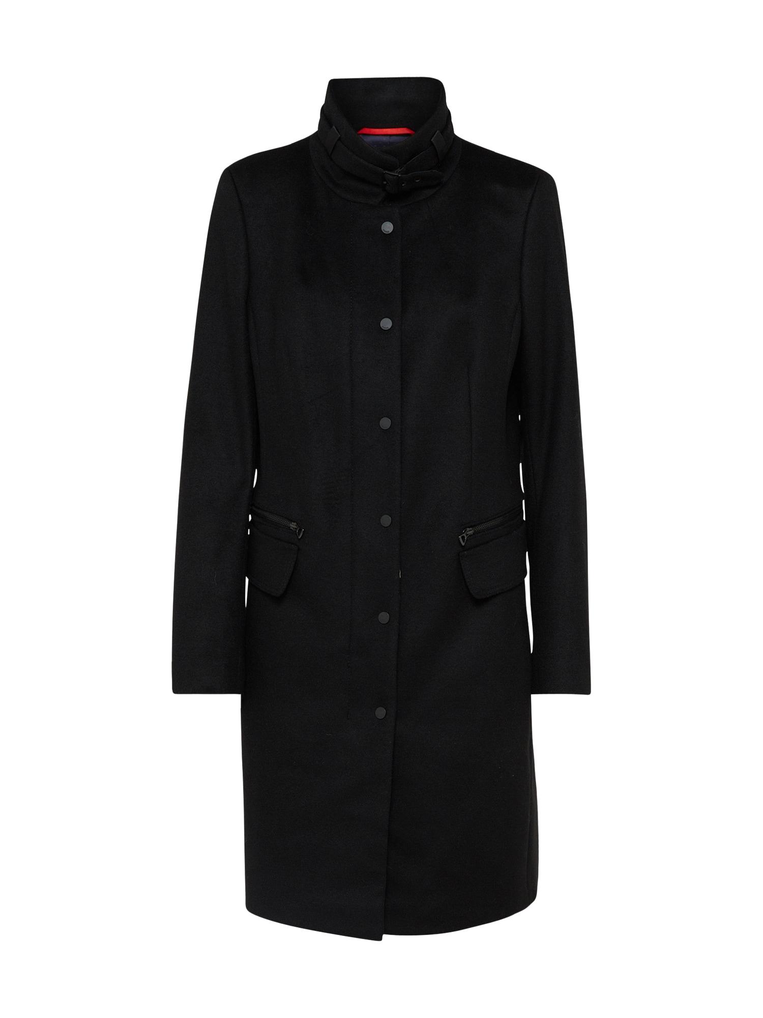 Přechodný kabát CITREVER černá CINQUE