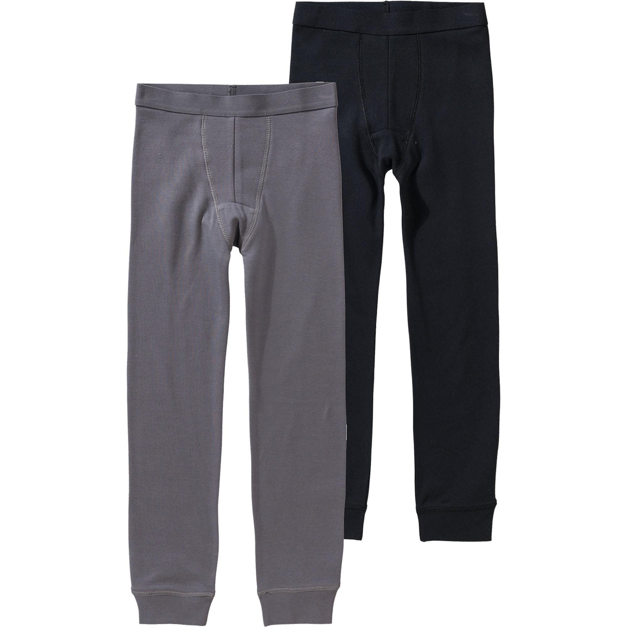 Lange Unterhosen Doppelpack für Jungen