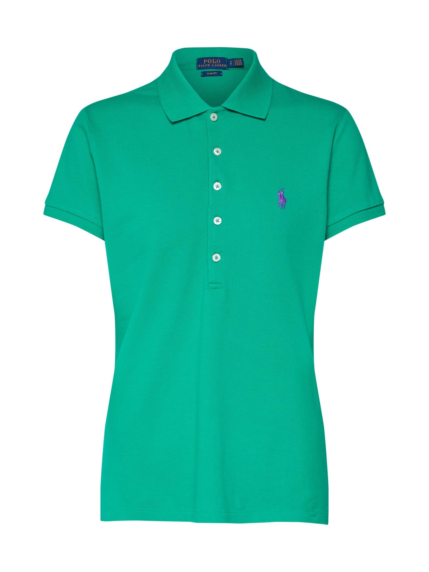 Tričko JULIE zelená POLO RALPH LAUREN