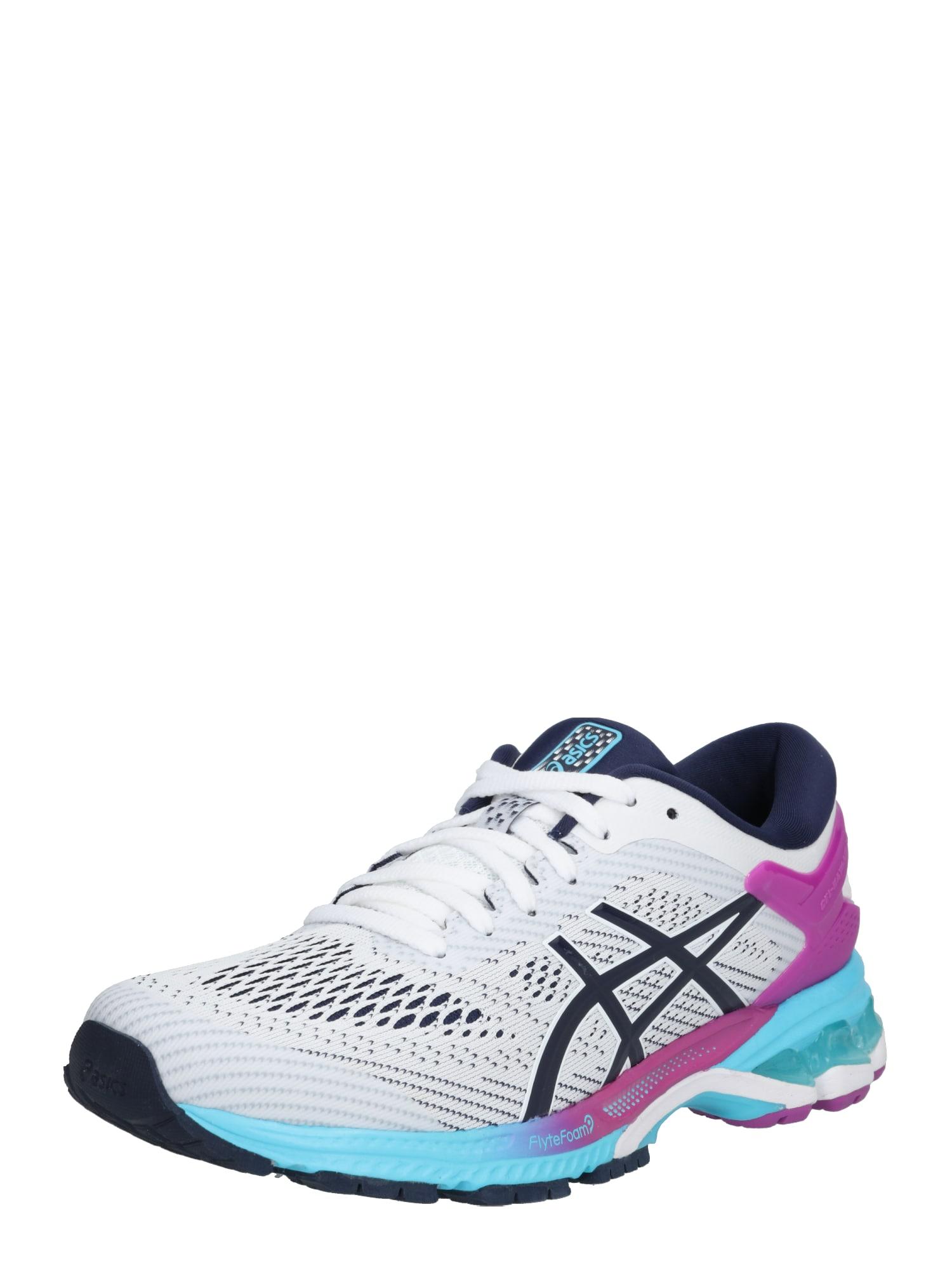Běžecká obuv GEL-KAYANO 26 modrá fialová bílá ASICS